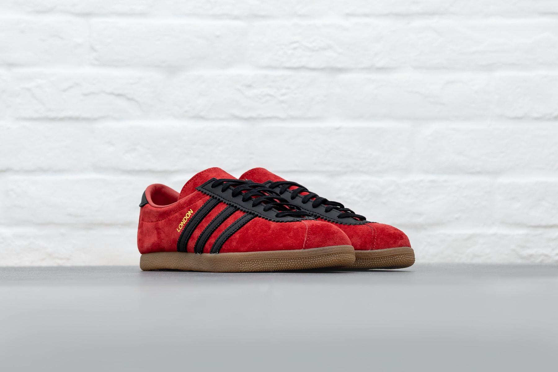W Adidas London - Sneaker.no