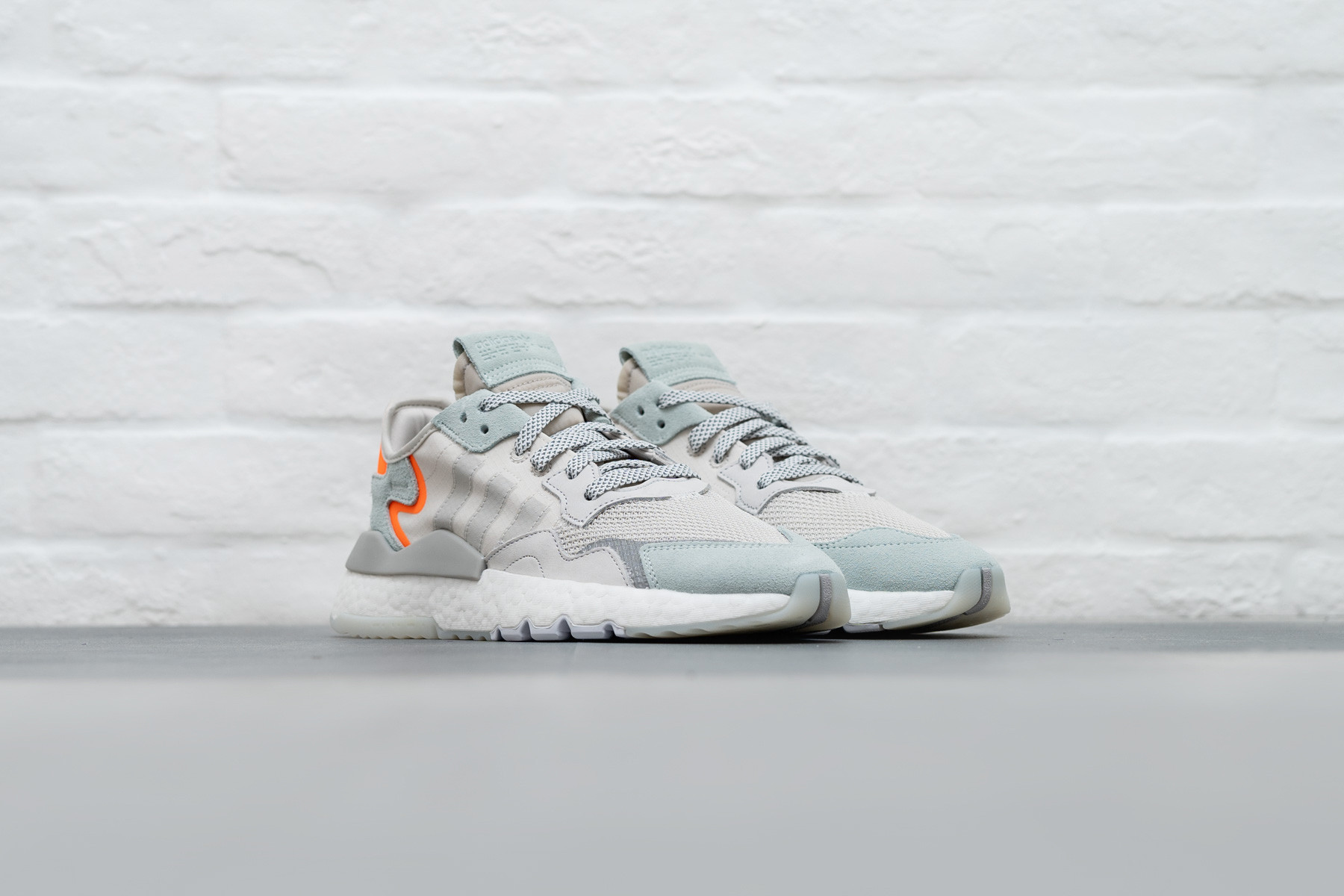 W Adidas Nite Jogger Dame Sneakers Sneaker.no