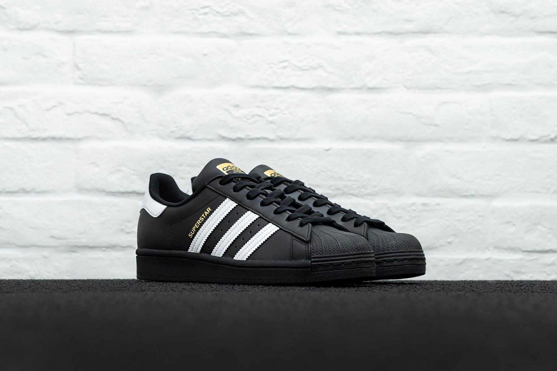 adidas Superstar Sneakers WhiteBlack