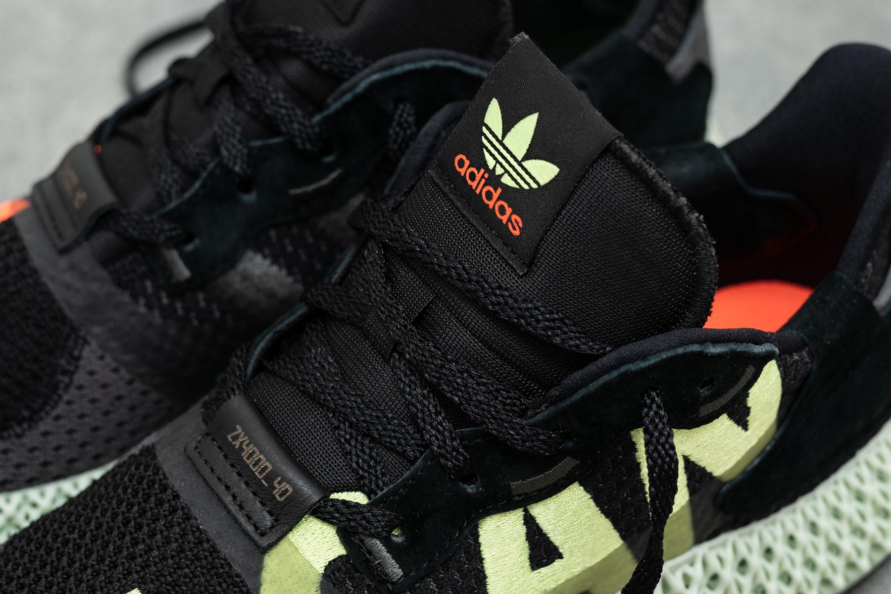 Adidas ZX 4000 4D   SKILLS Sneaker.no Sneaker.no