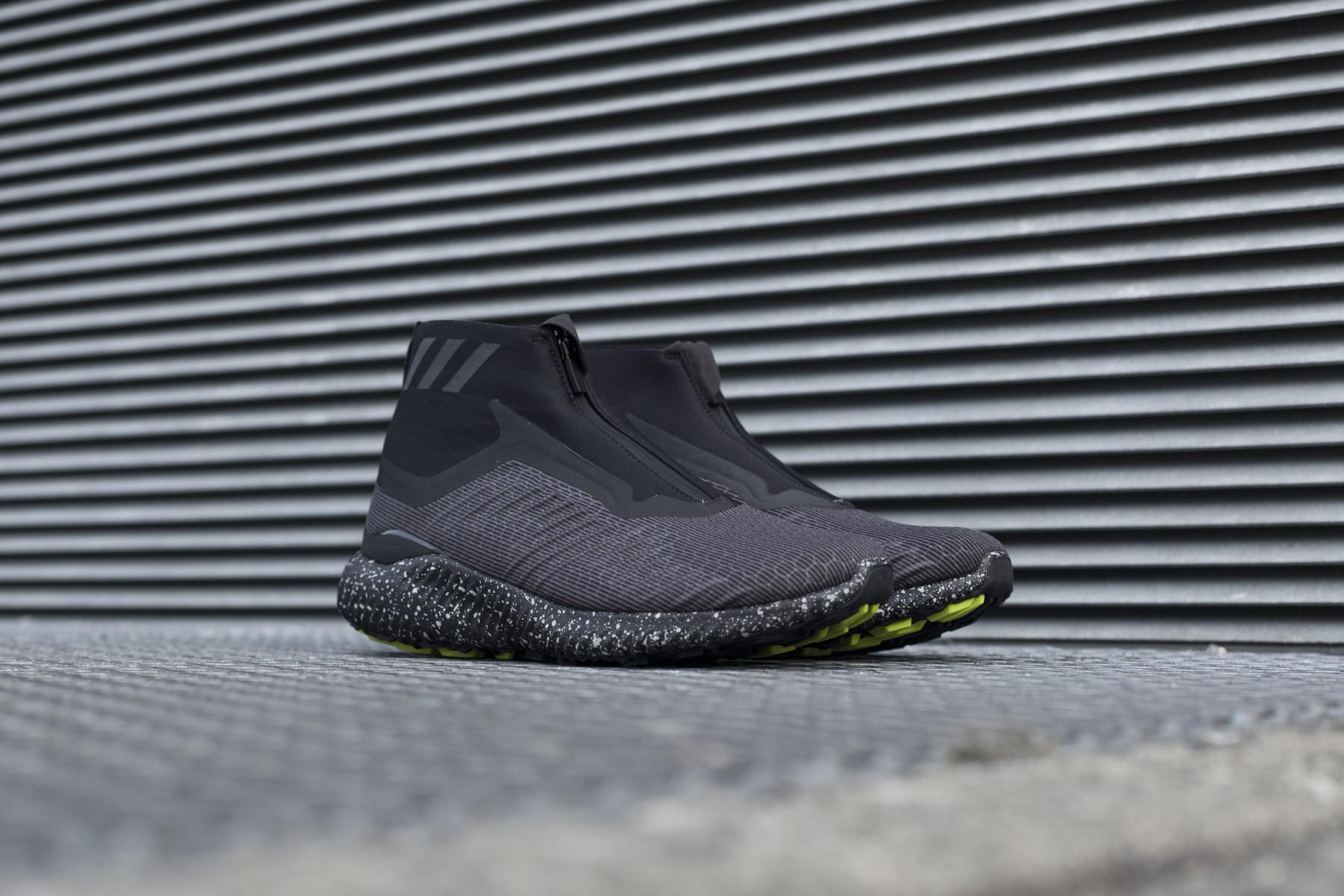 cdbc7ba5f18b0 Adidas Alphabounce Zip - High-top - Sneakers - Sneaker.no