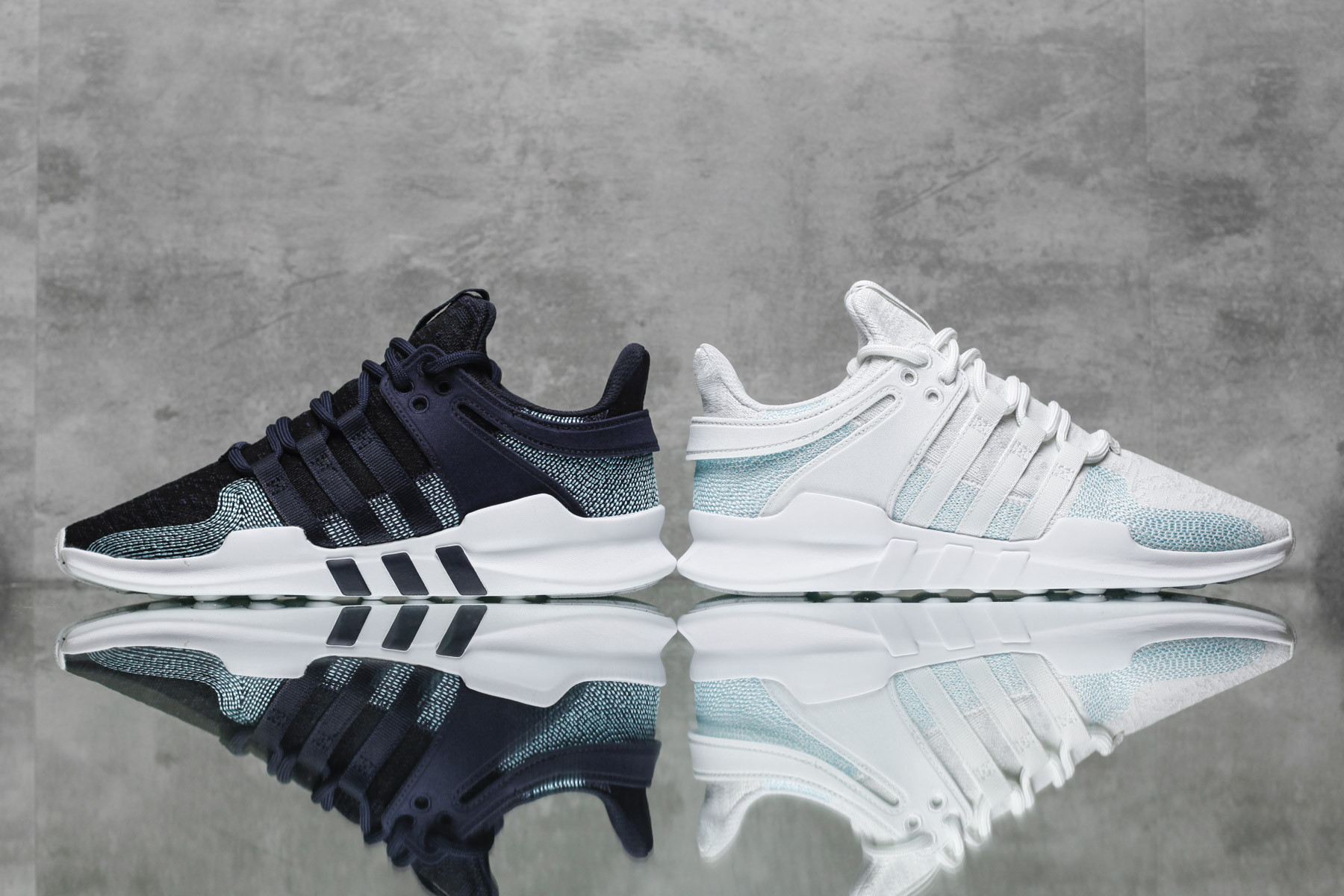 buy online 3ddc3 ac7a2 Adidas EQT Support ADV CK Parley - Herre - Sneakers - Sneake
