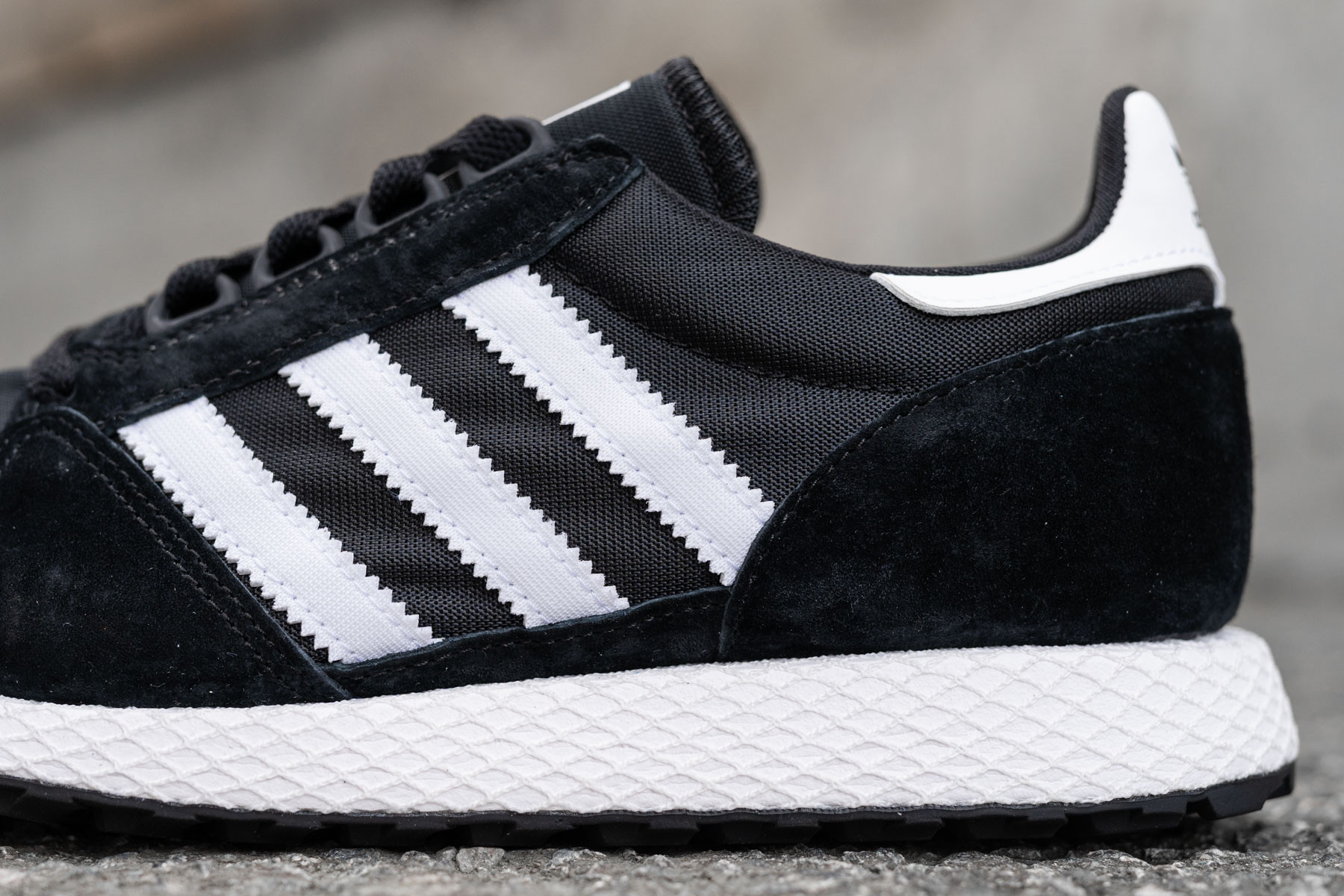 hot sales 540c5 ab082 W Adidas Forest Grove - Dame - Sneakers - Sneaker.no