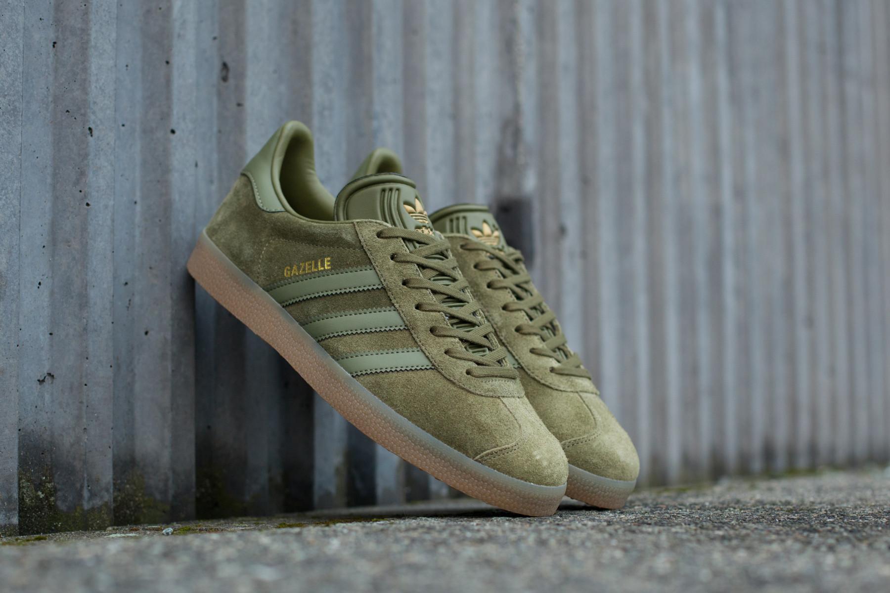 Adidas Gazelle W Dame Sneakers Sneaker.no