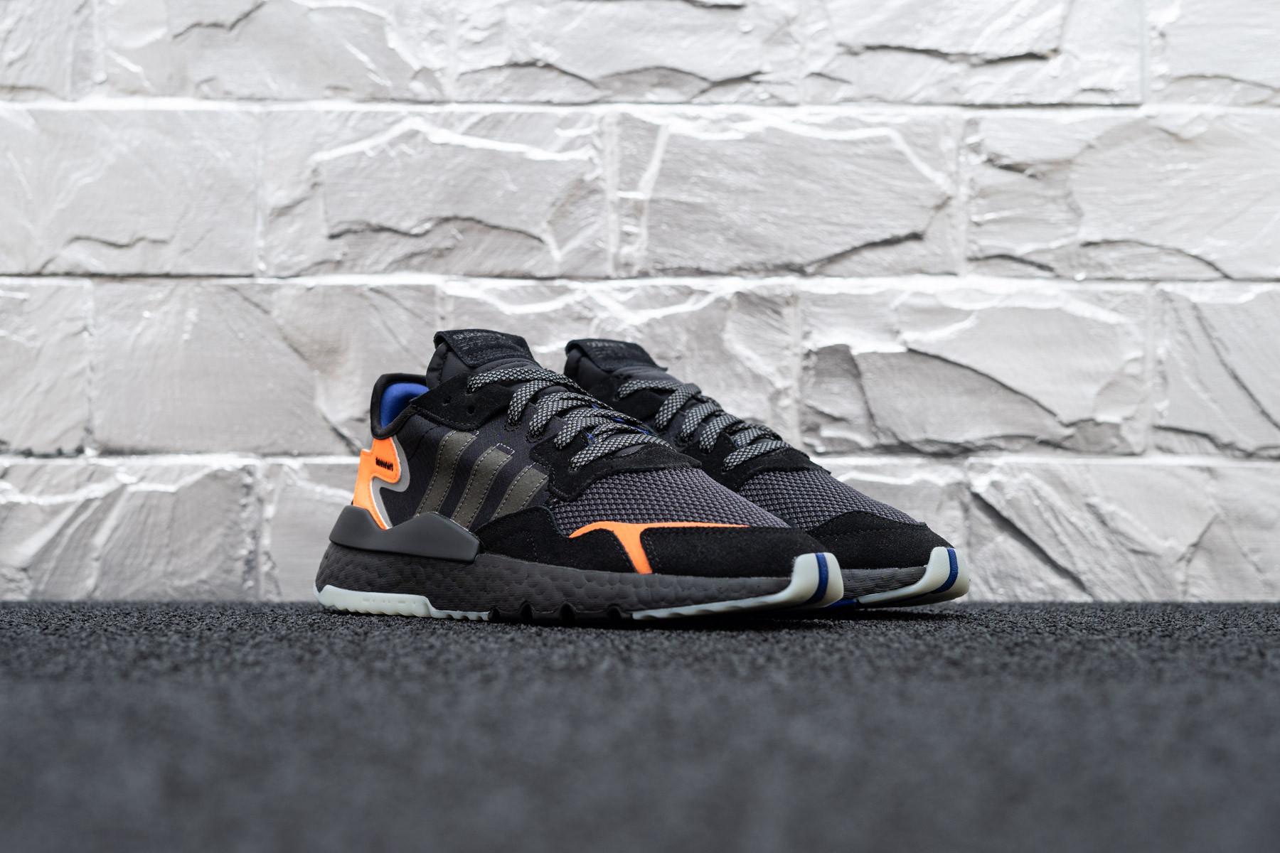 Adidas Nite Jogger Low top Sneakers Sneaker.no