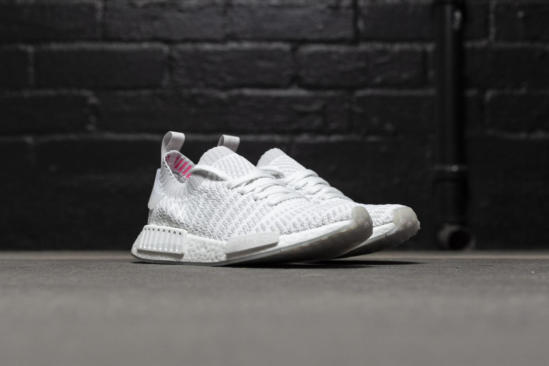W Adidas NMD_R1 STLT PK Sneaker.no