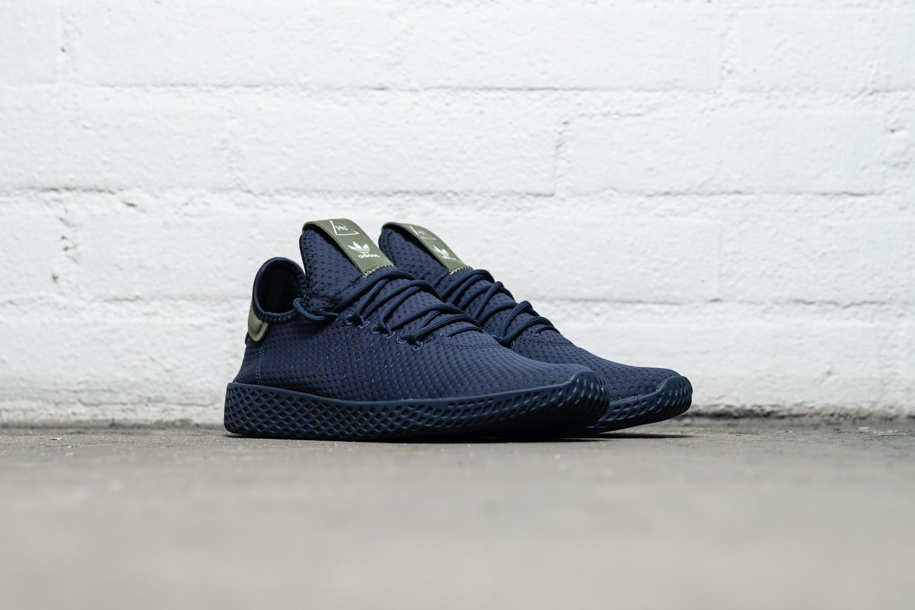 Adidas Pw Tennis Hu Sneaker No