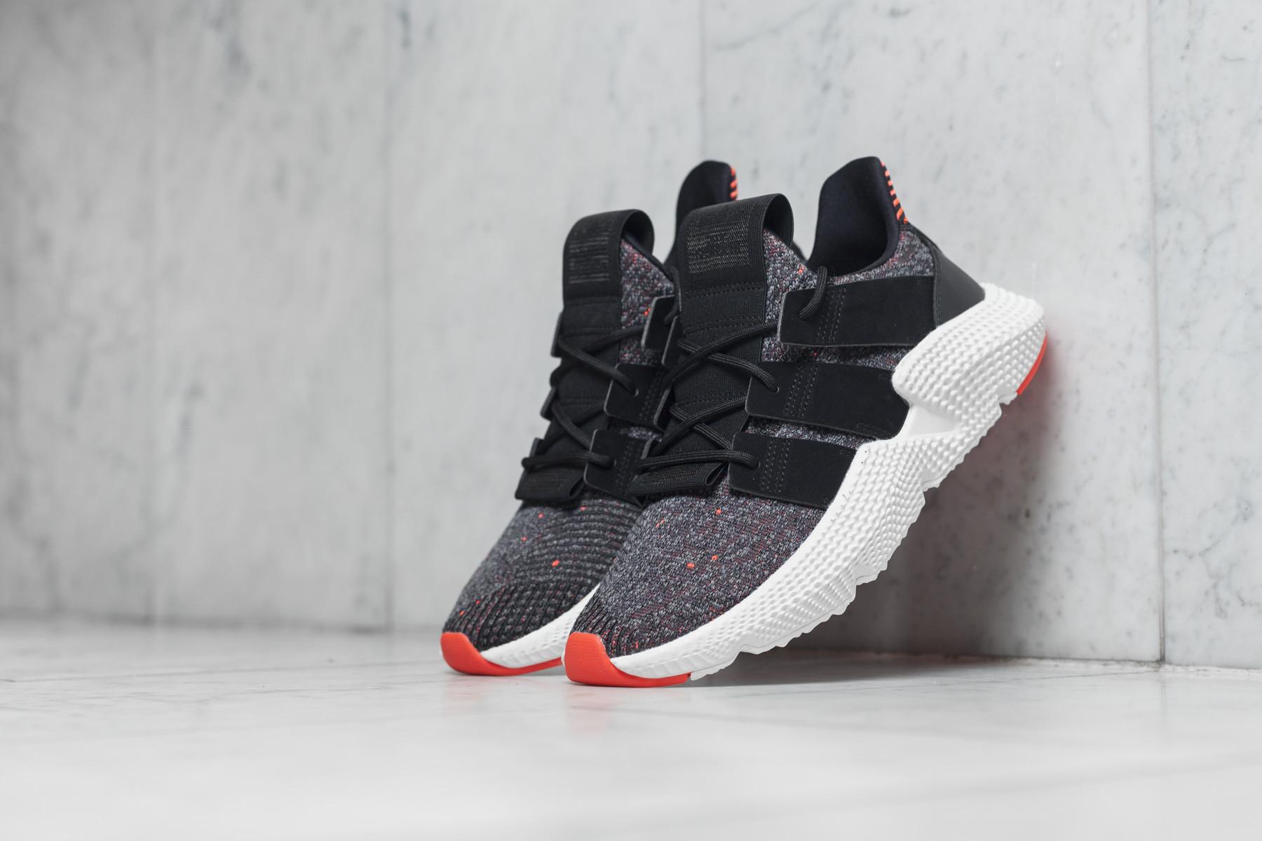 adidas Originals PROPHERE Joggesko core blacksolar red