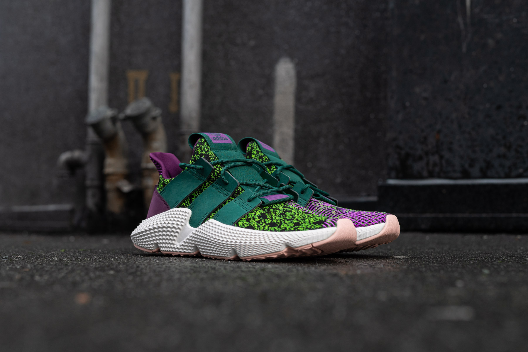 Adidas Prophere Dragonball Z CELL Sneaker.no