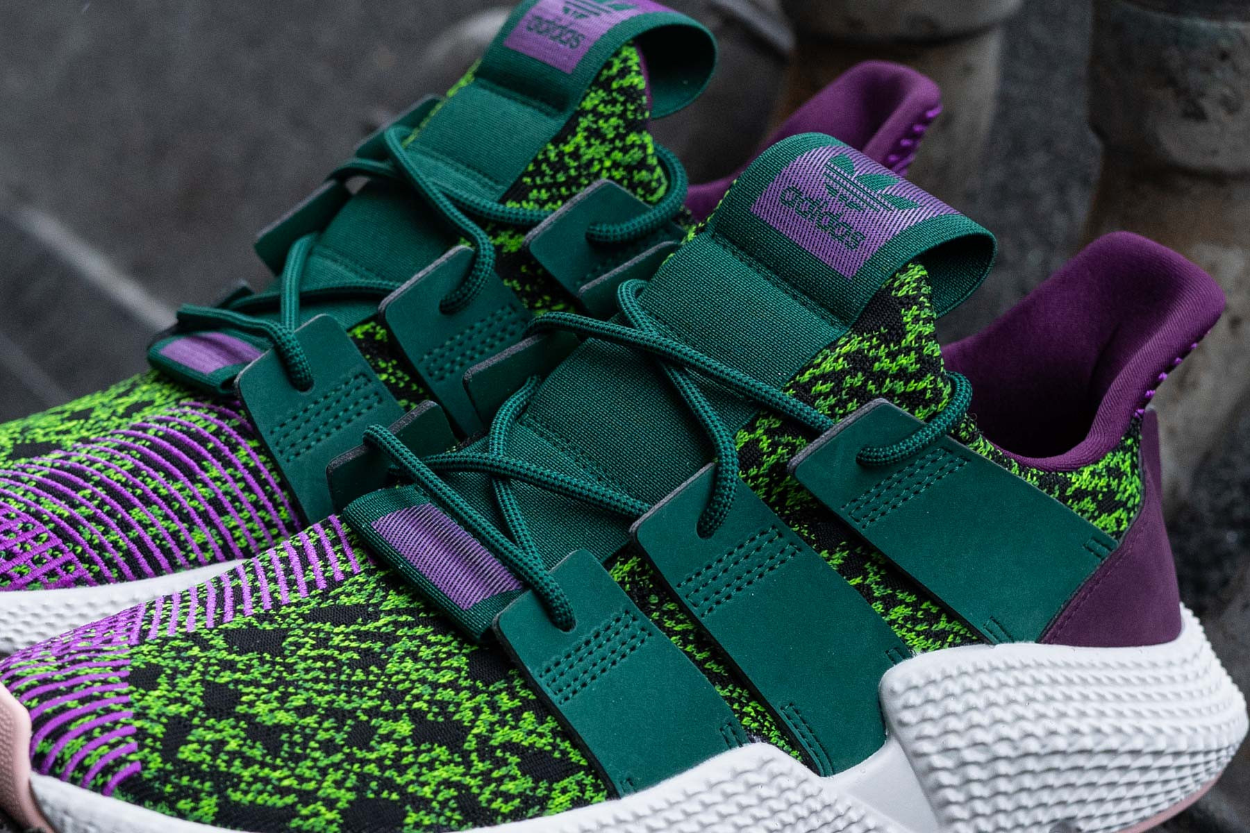 promo code 1a8f7 6fe04 Adidas Prophere Dragonball Z - CELL - Herre - Sneakers - Sne
