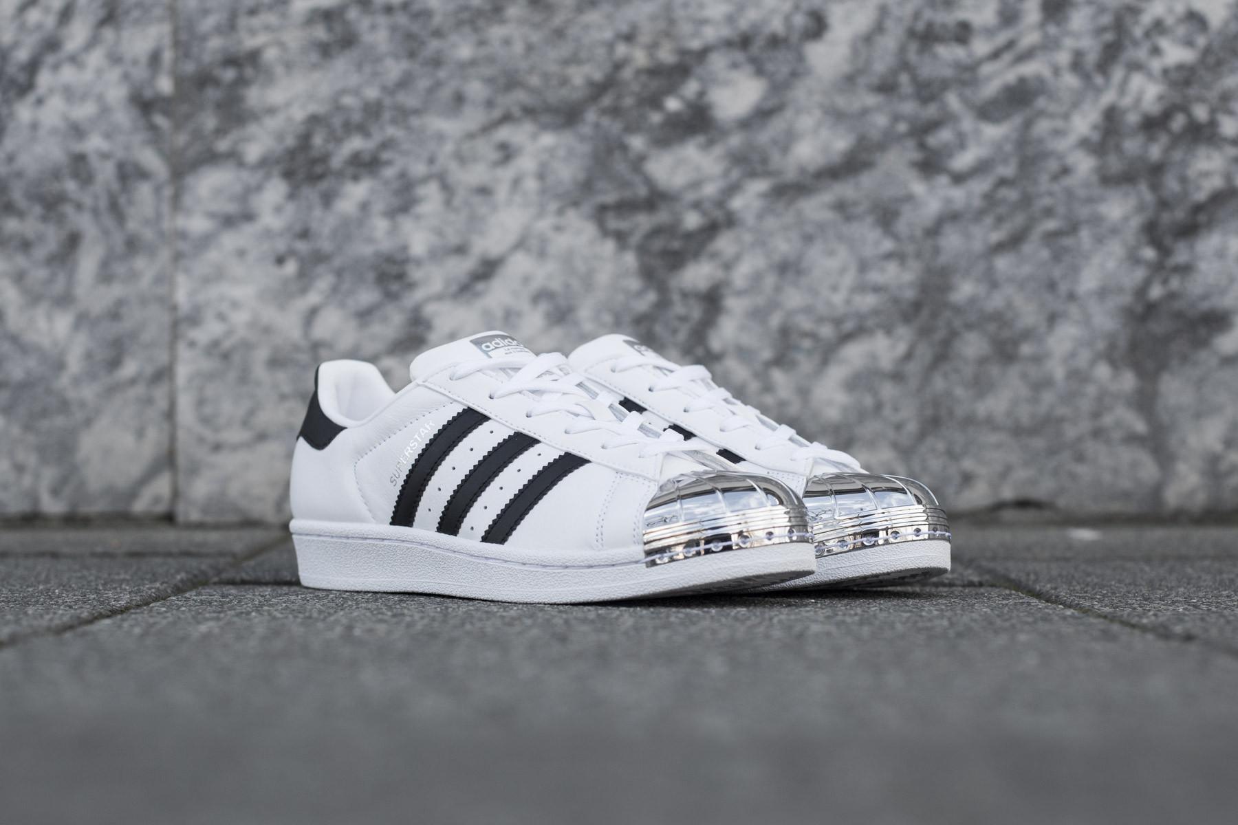 adidas Superstar Sneakers WhiteWhite Metallic