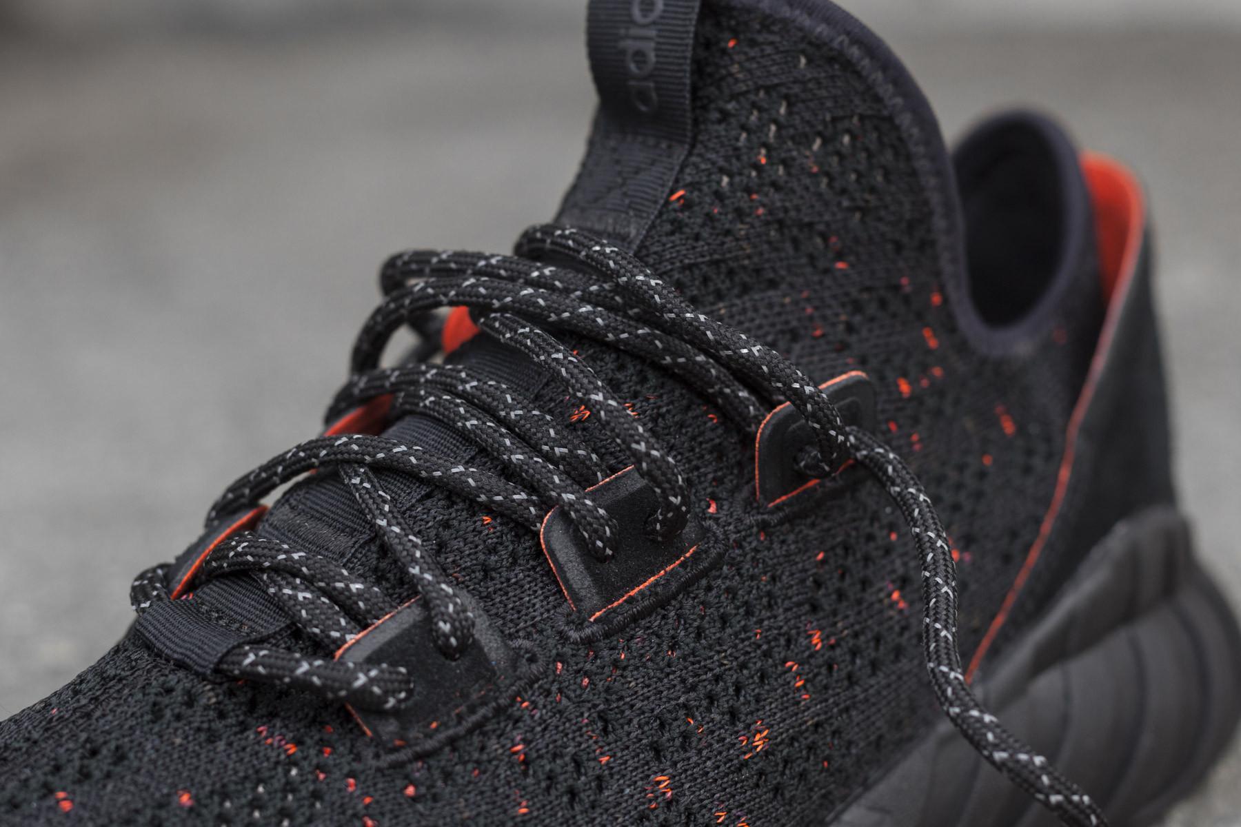 Adidas Tubular Doom Sock Primeknit 'Core Black'