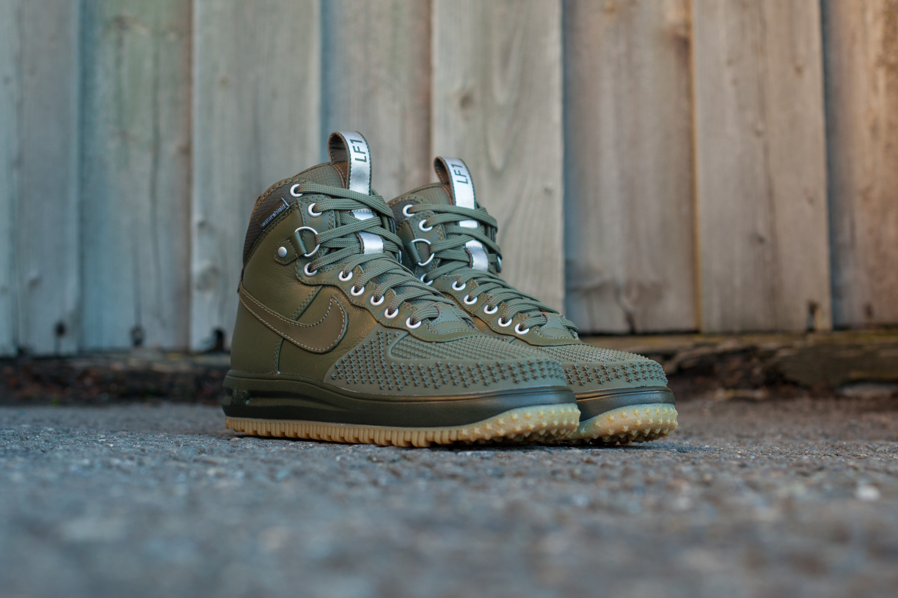 Nike Lunar Force 1 Duckboot Herre Sneakers Sneaker.no