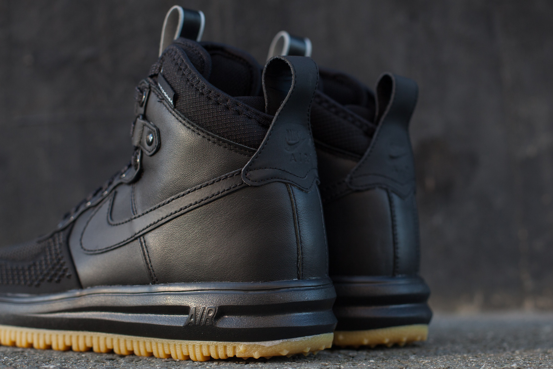 Nike Lunar Force 1 Duckboot Black Where To Buy 805899