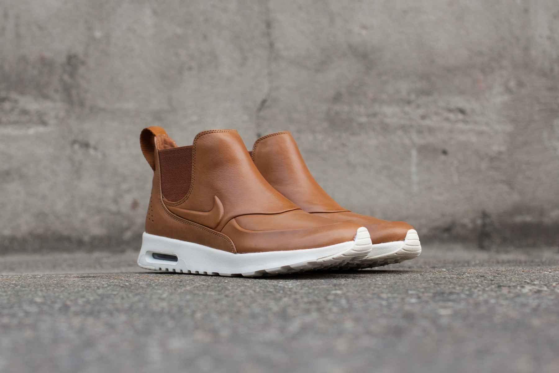 Wmns Nike Air Max Thea MID Boots Sneaker.no