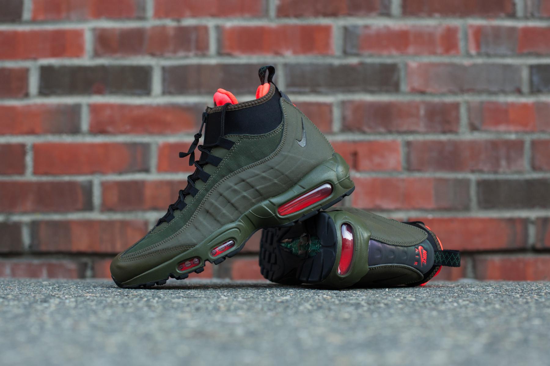 Nike Air Max 95 Sneakerboot Sneakers Sneaker.no