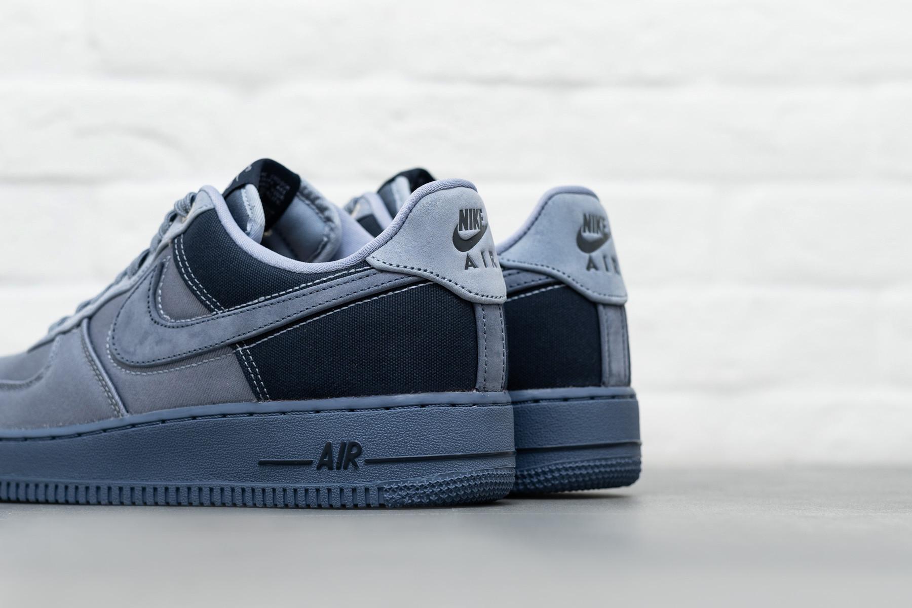 Nike Air Force 1 ´07 Premium | Blå | Sneakers | CI1116 400