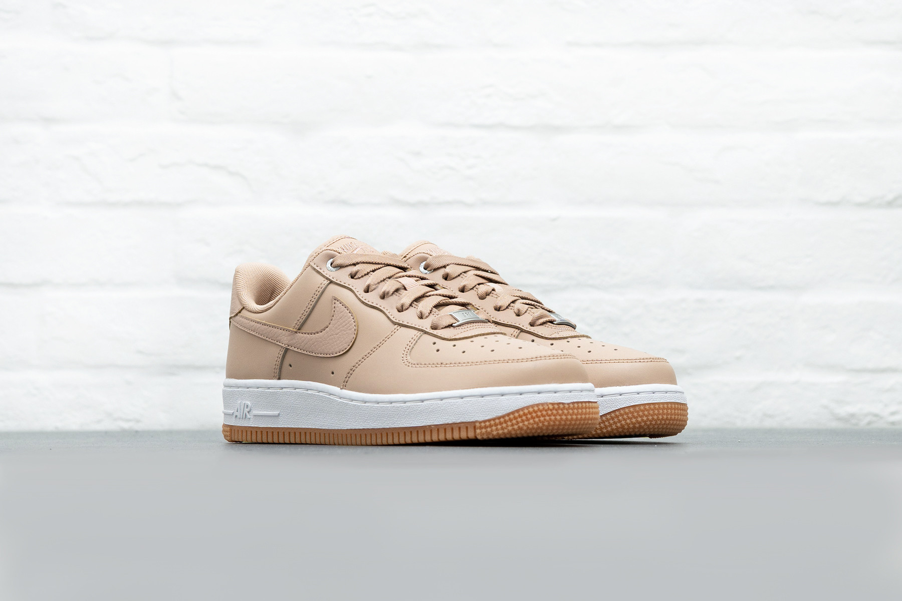W Nike Air Force 1`07 PRM Dame Sneakers Sneaker.no