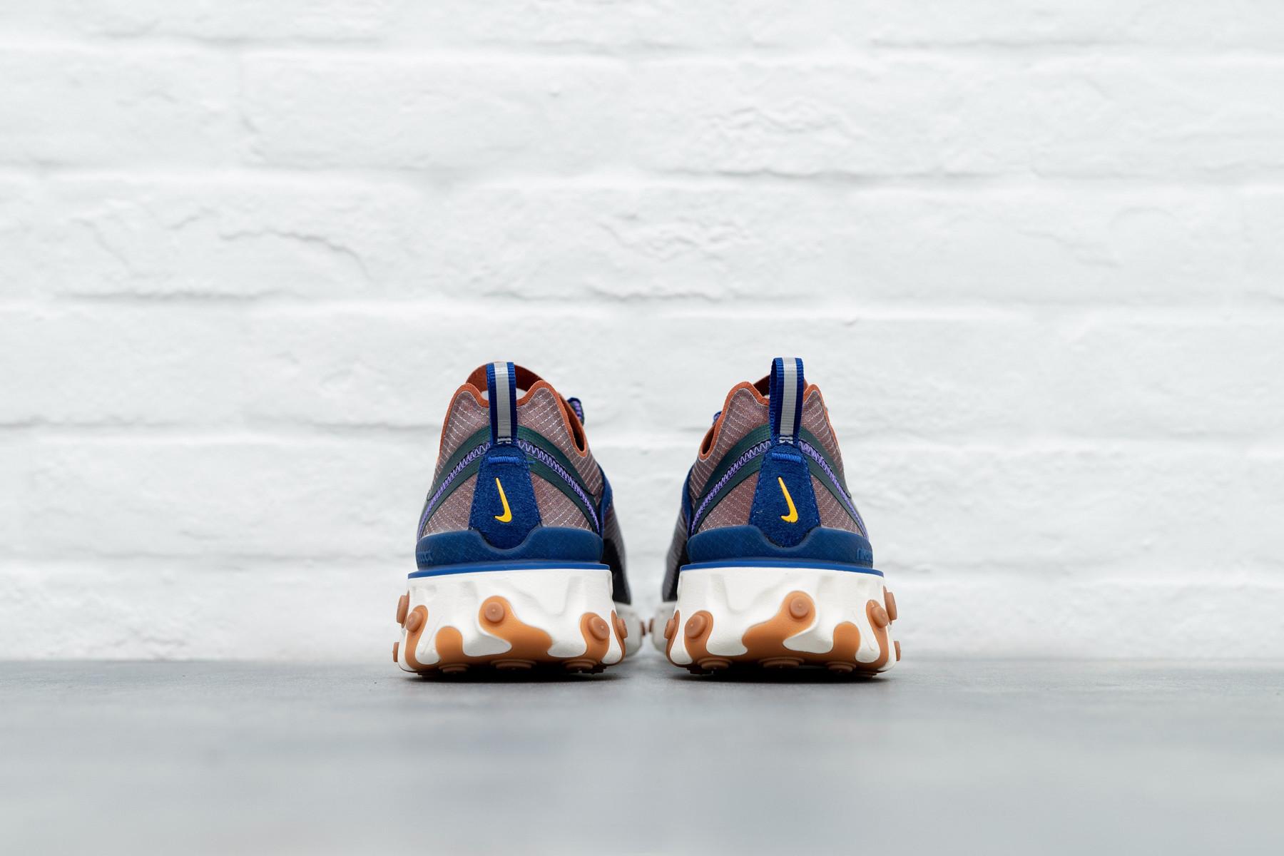 W Nike React Element 87 Dame Sneakers Sneaker.no