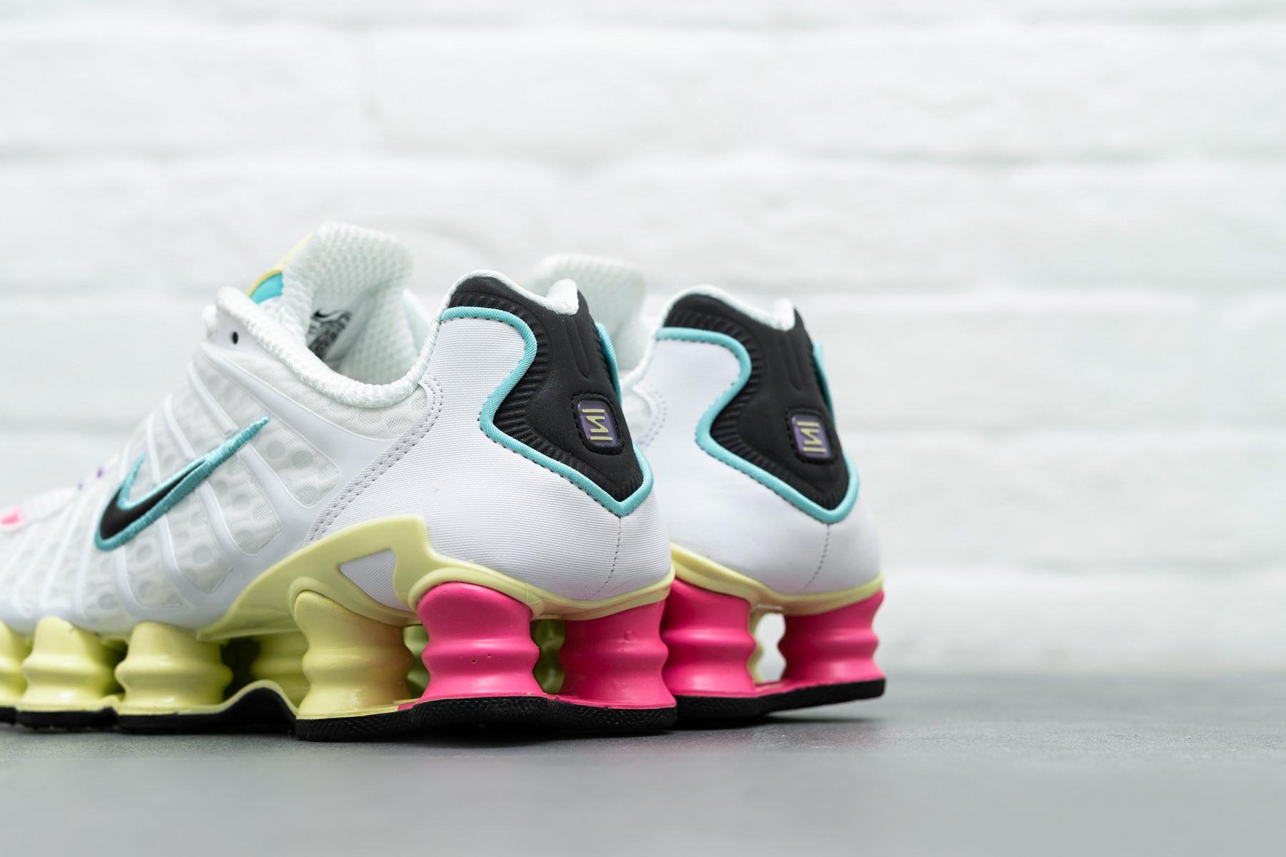 Nike Shox TL   SKILLS Sneaker.no Sneaker.no