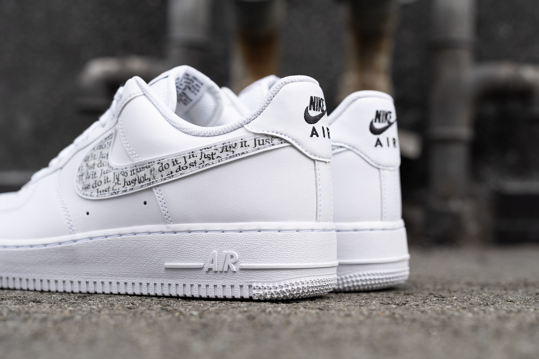 Nike Air Force 1`07 LV8 JDI LNTC Low top Sneakers