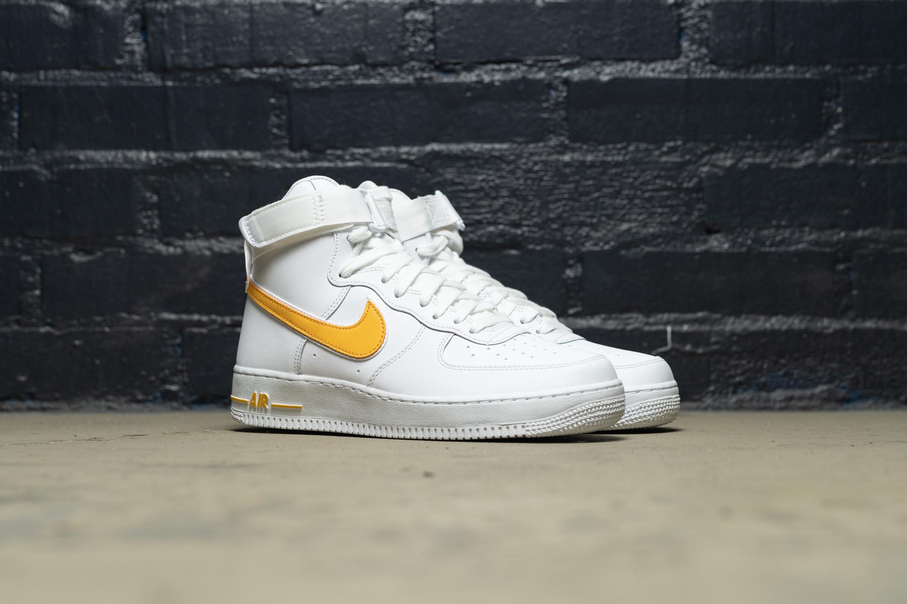 pretty nice 48409 399b3 Nike Air Force 1 High`07 3 - Sneaker.no