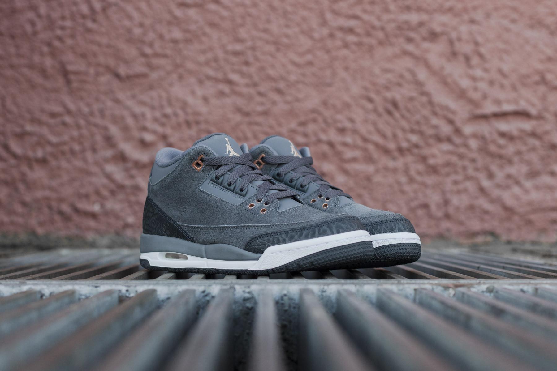 4ba8a1b1e586 Air Jordan 3 Retro GG - Sneakers - Sneaker.no