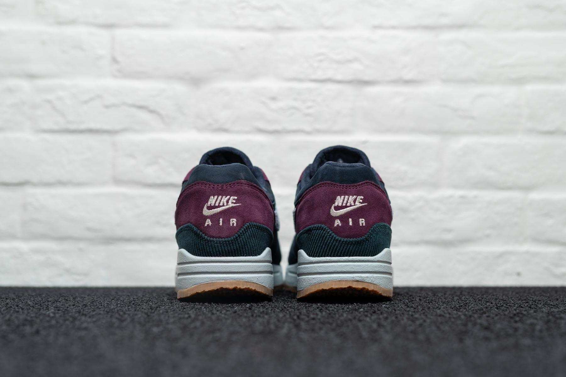 Nike Air Max 1 Patch Black