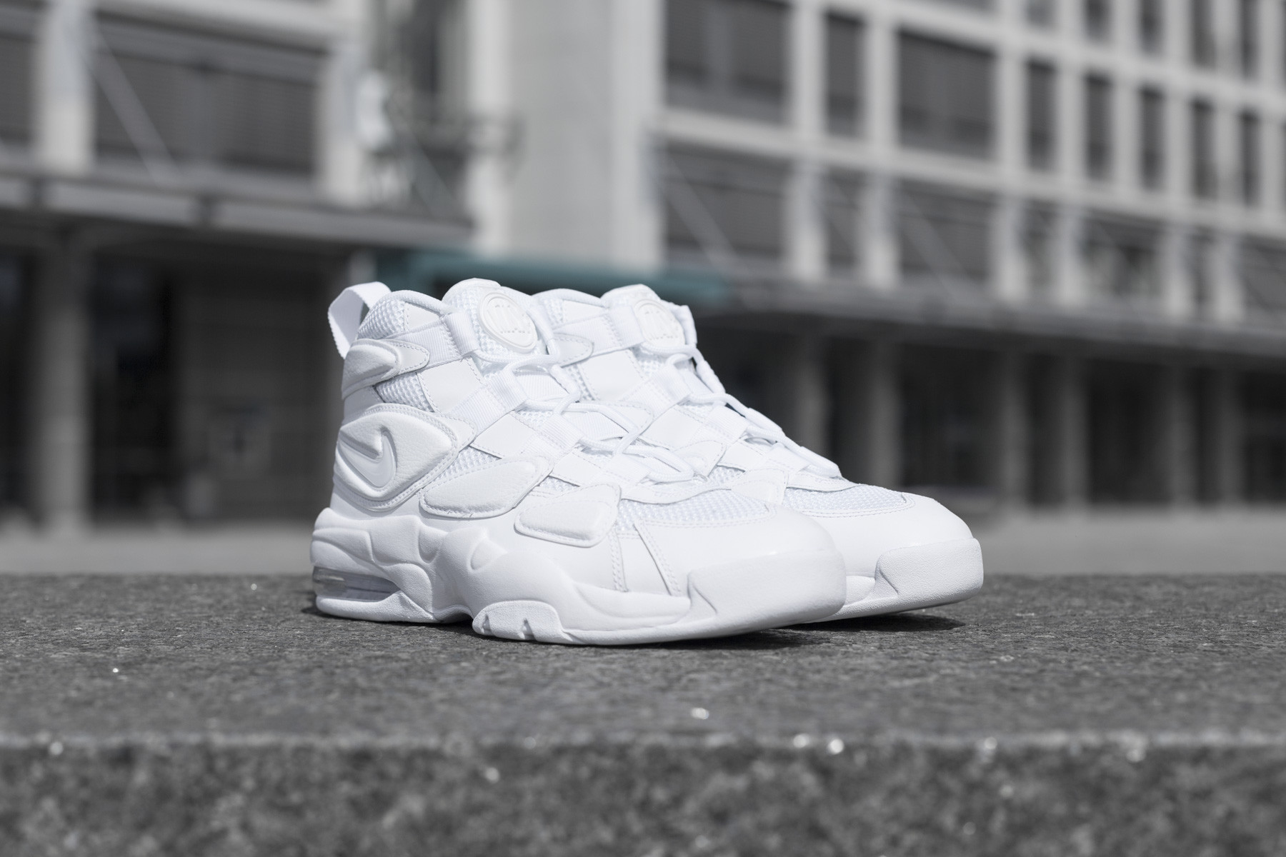 922934 100 Nike Air Max2 Uptempo 94 White | KicksCrew | Shop