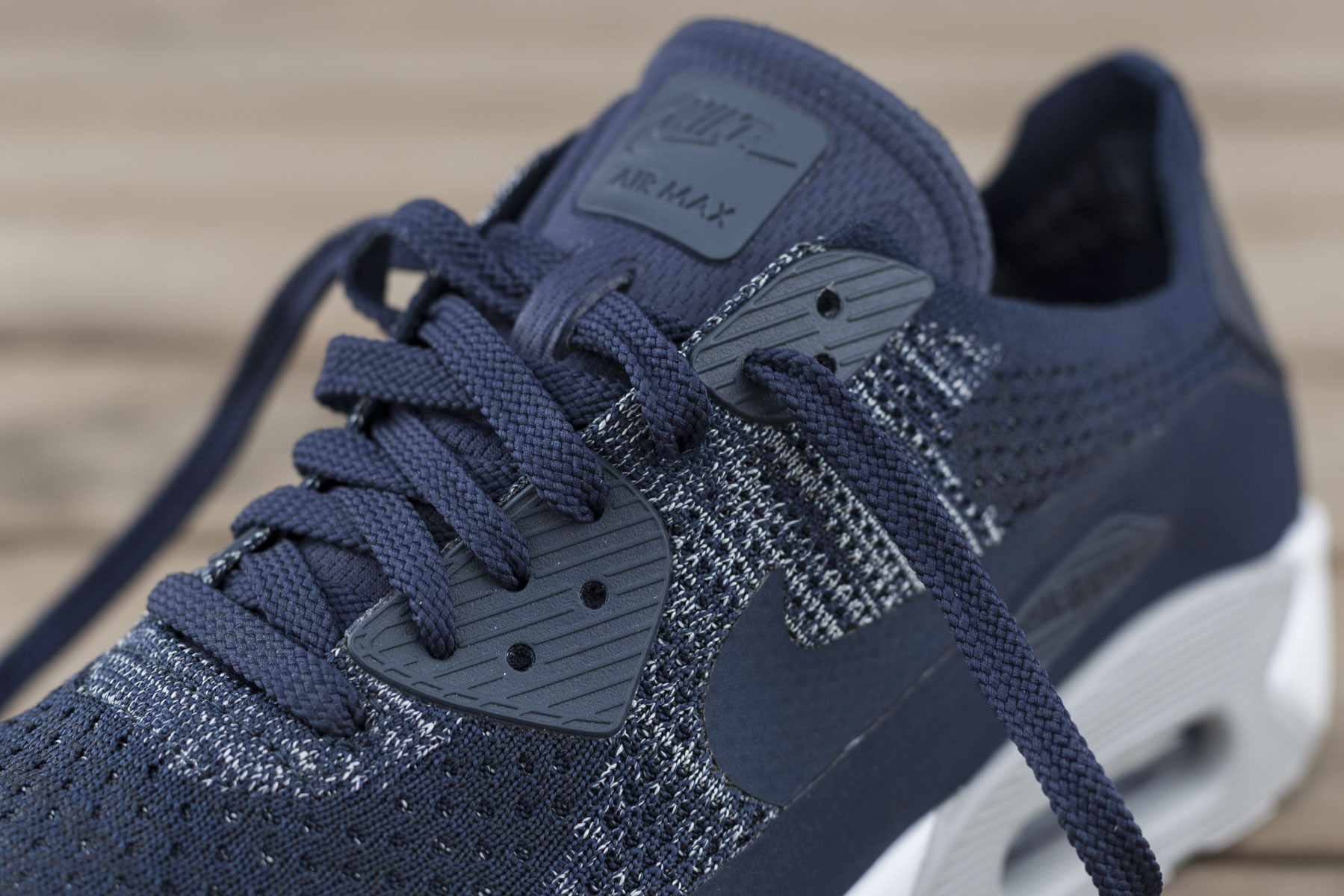 Nike Air Max 90 Ultra 2.0 Flyknit Sneakers Sneaker.no