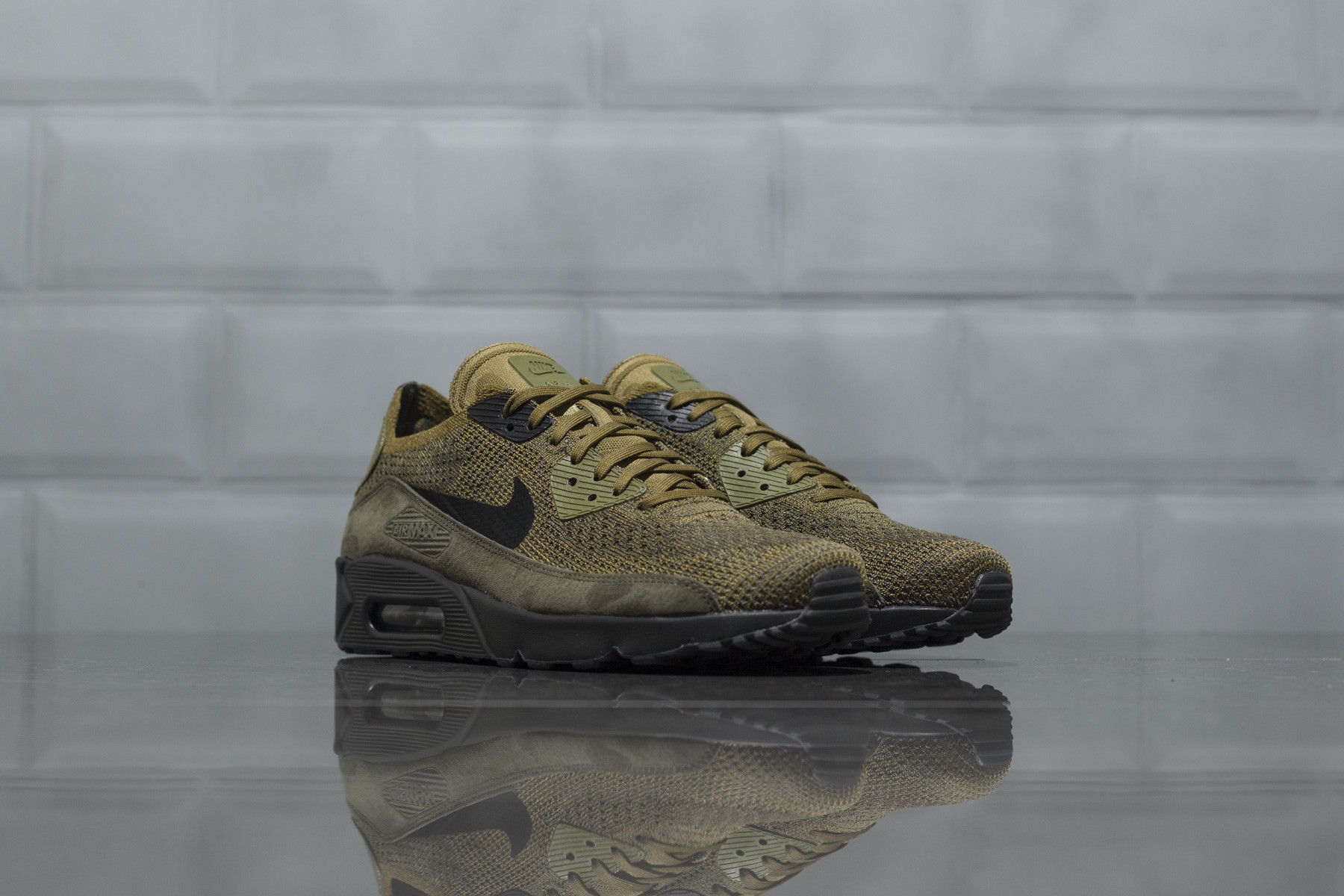 Nike Air Max 90 Ultra 2.0 FK Herre Sneakers Sneaker.no