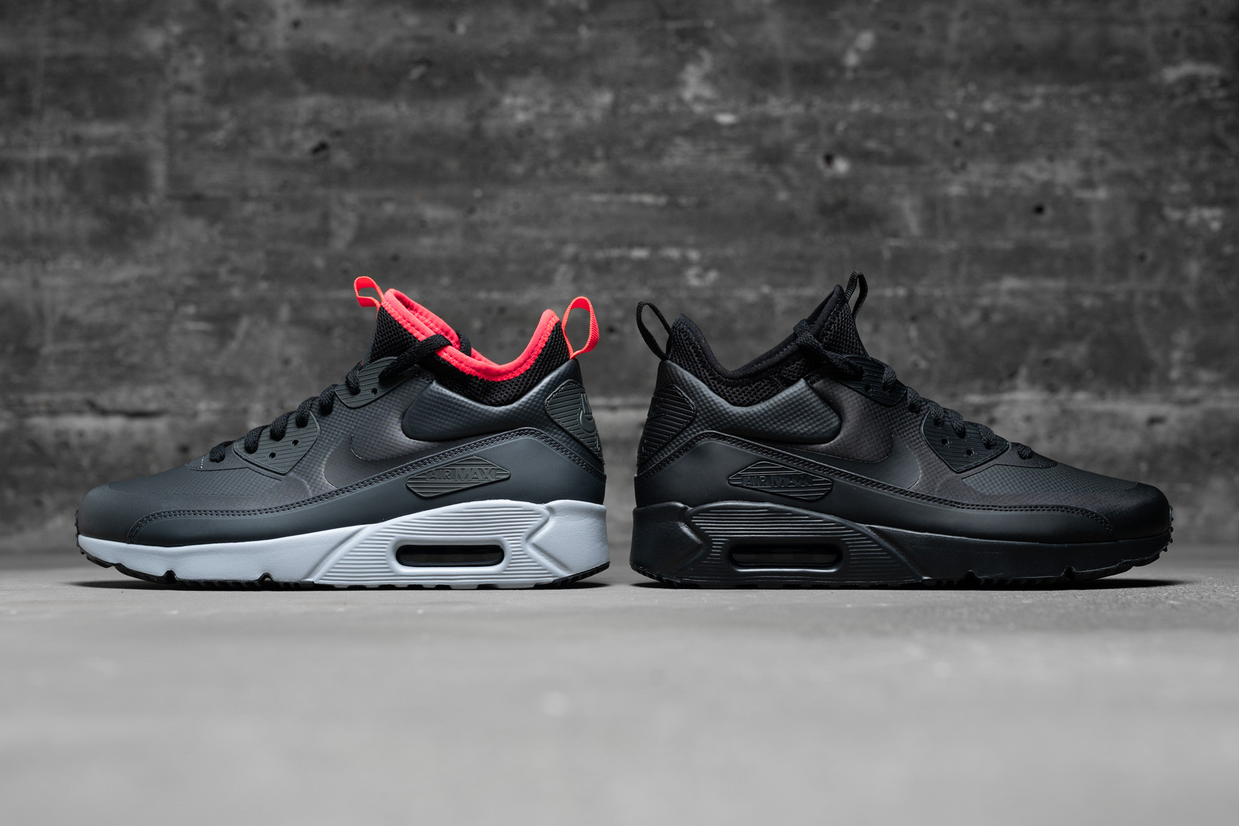 official photos c0c4e ab076 Nike Air Max 90 Ultra Mid Winter - Sneaker.no