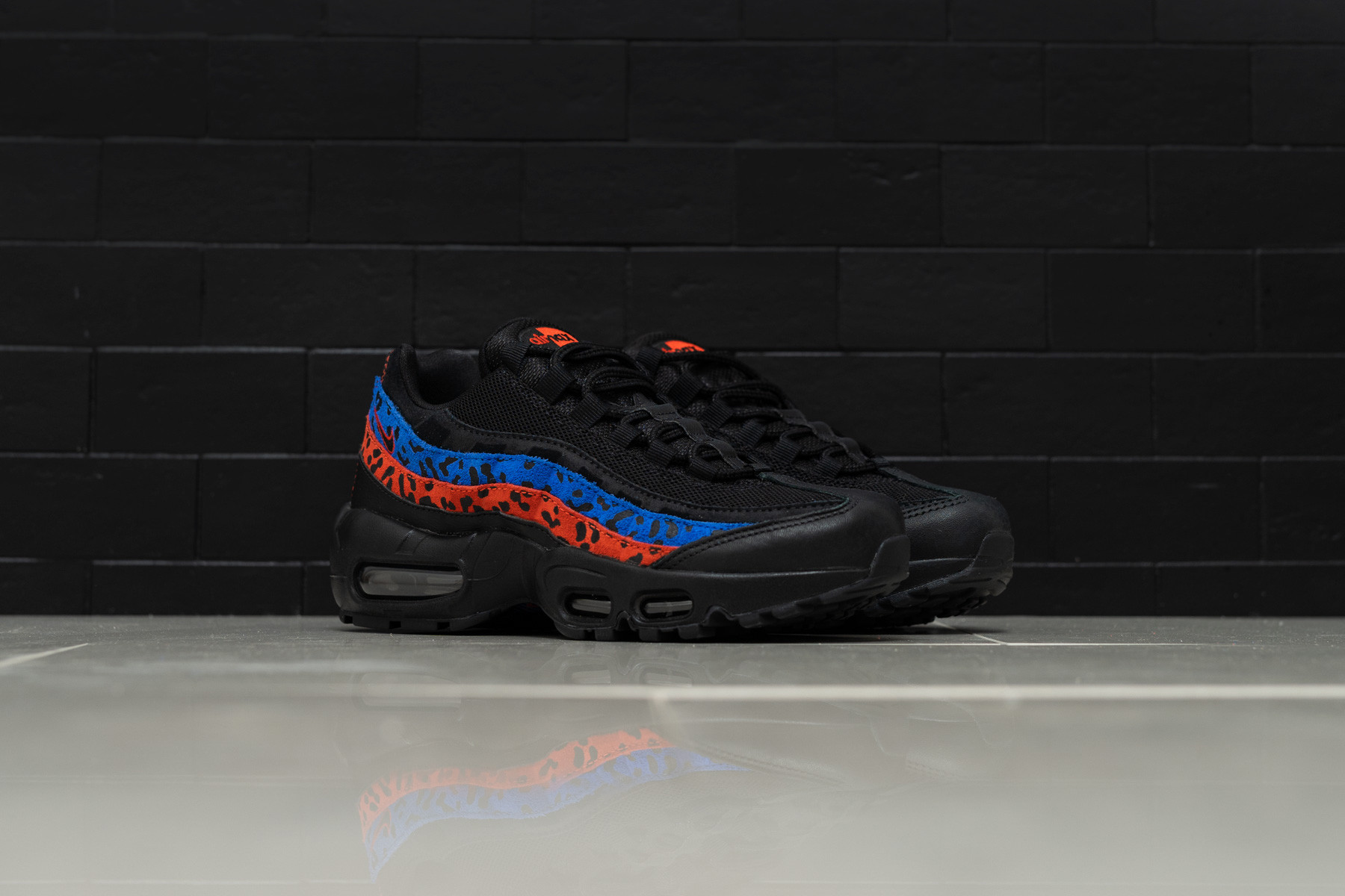 newest collection 79ac0 65ef7 W Nike Air Max 95 PRM Animal - Dame - Sneakers - Sneaker.no
