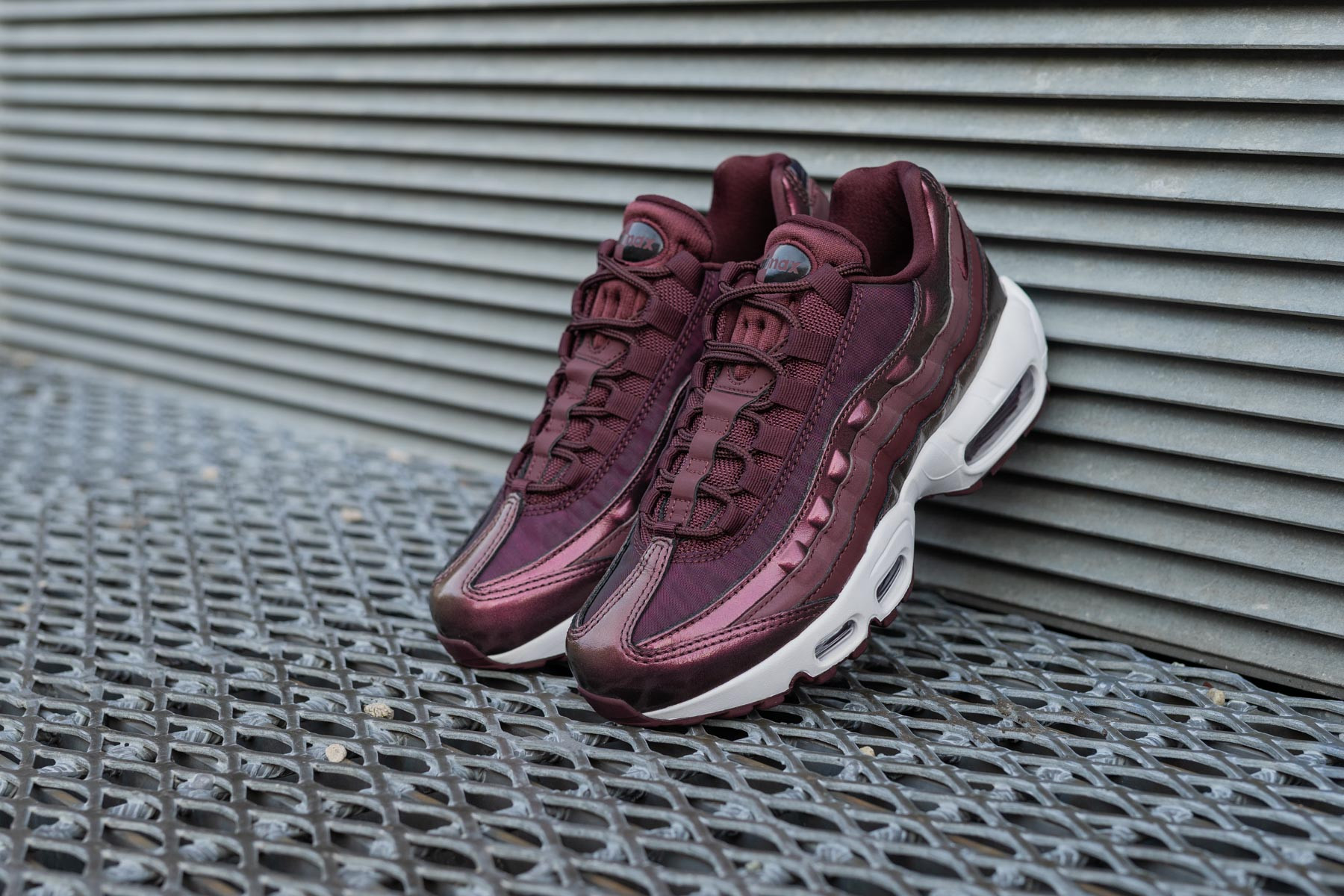 on sale cc482 3ed98 W Nike Air Max 95 SE - Sneakers - Sneaker.no