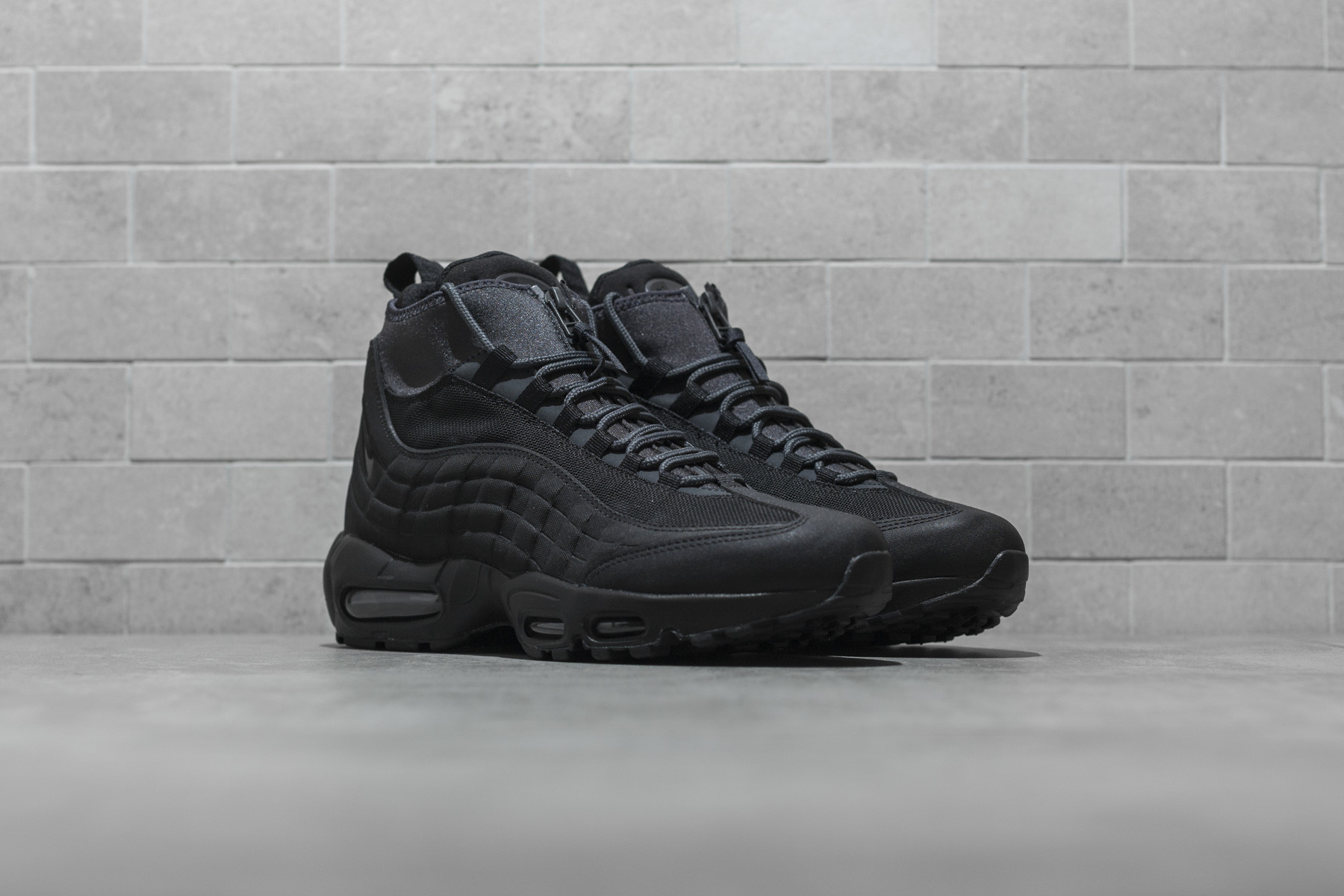 Nike Air Max 95 Sneakerboot Boots Sneaker.no