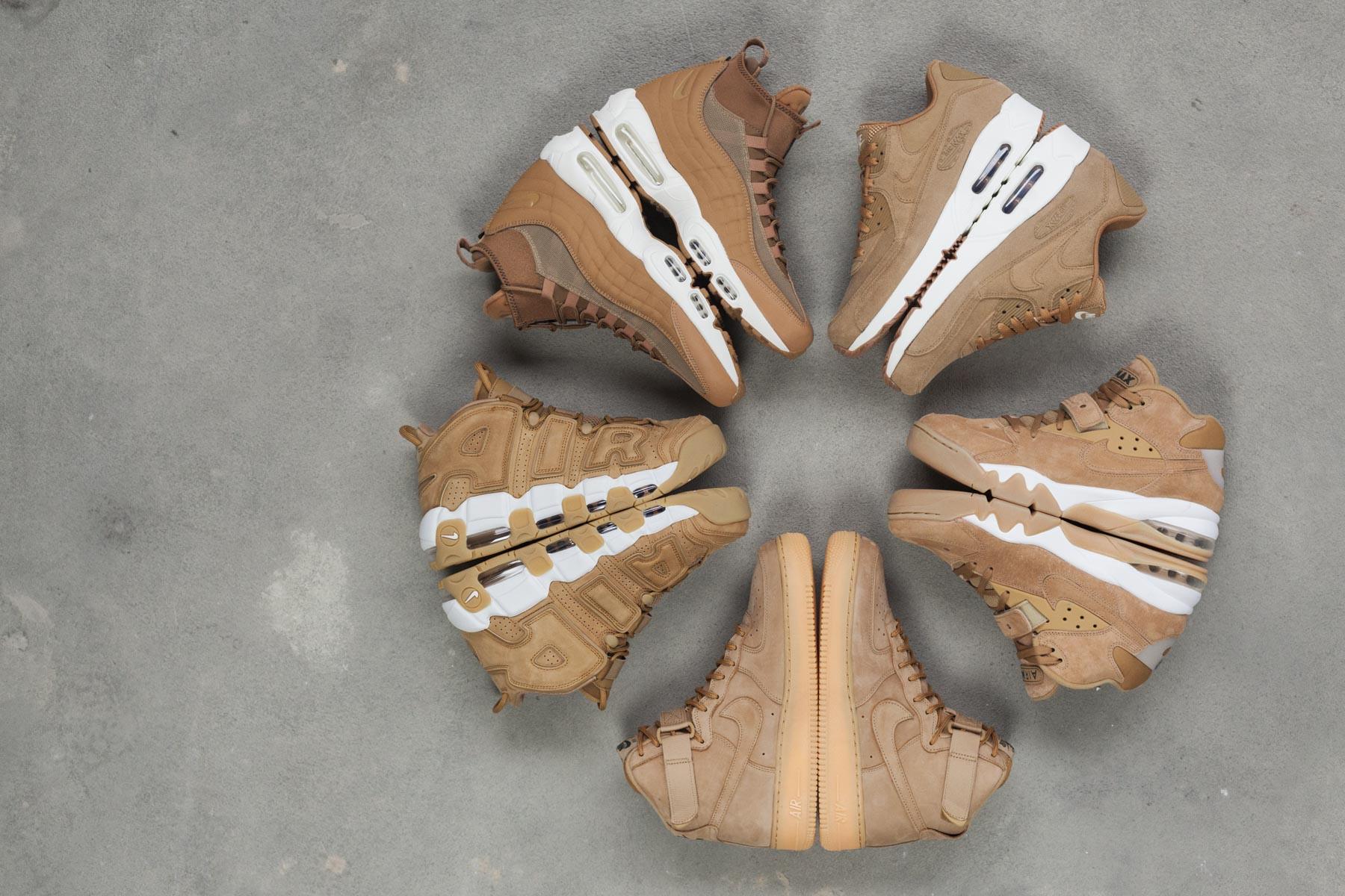 Nike Air Max 95 Sneakerboot Flax Sneaker.no