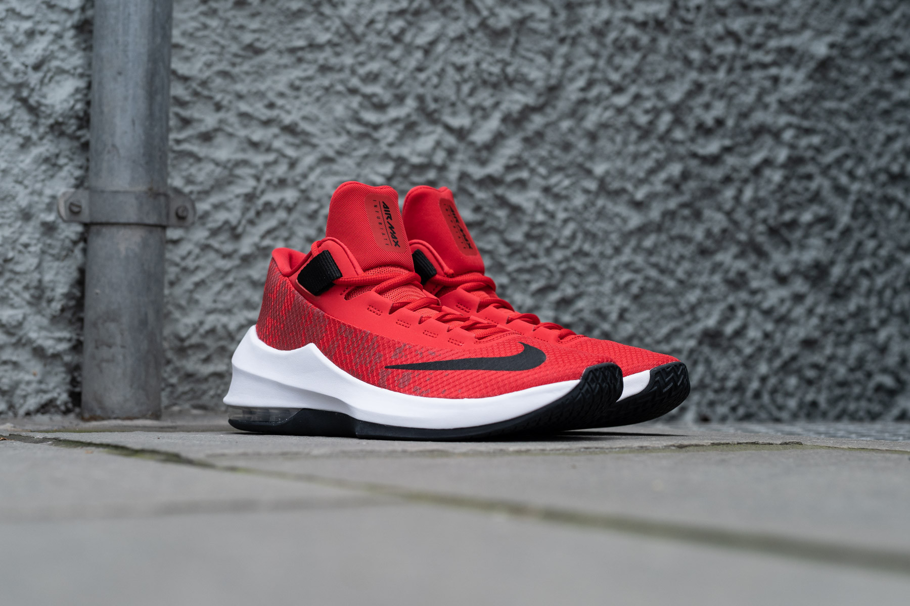4fcd9c354743 Nike Air Max Infuriate 2 Mid - Sneakers - Sneaker.no