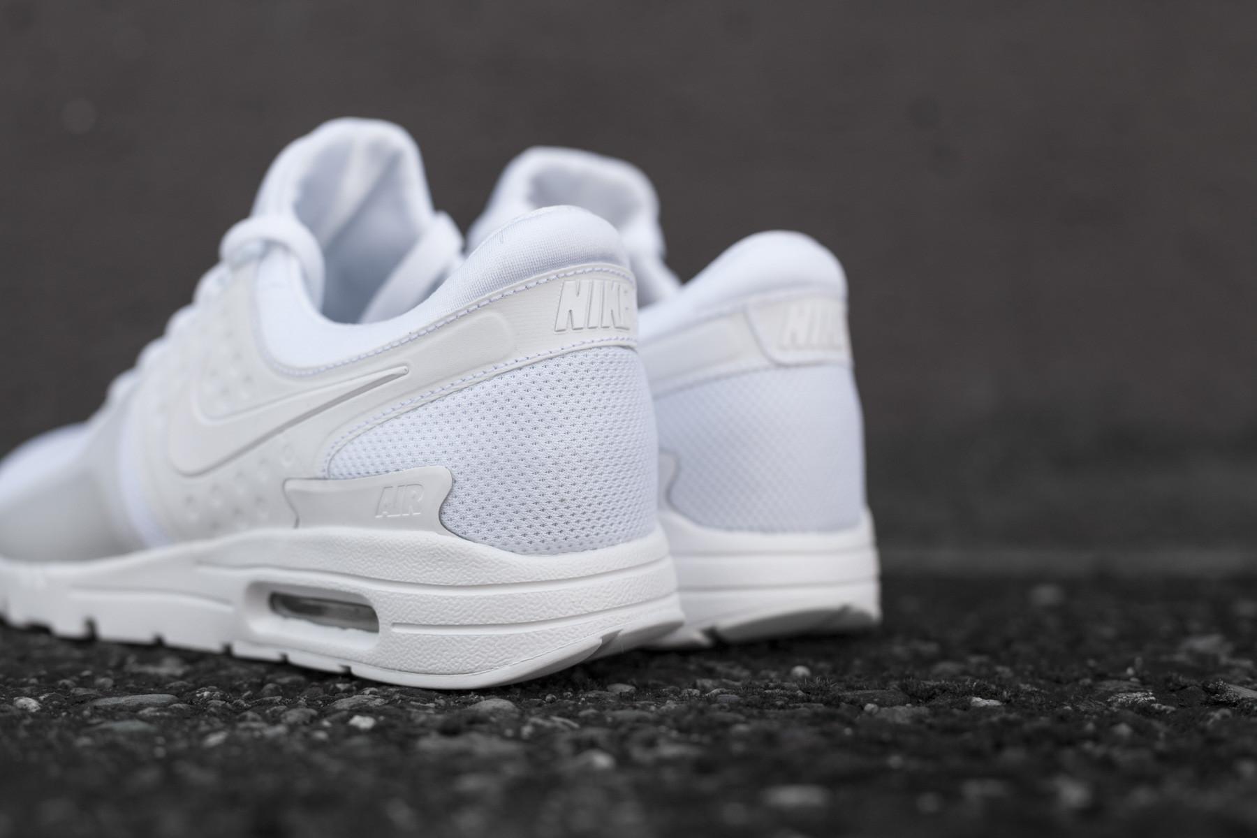 Wmns Nike Air Max Zero Dame Sneakers Sneaker.no