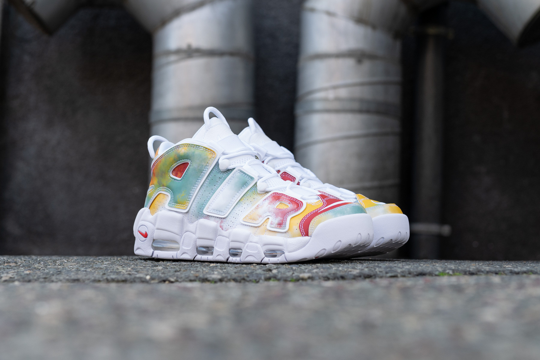 Nike Air More Uptempo`96 UK QS - Sneakers - Sneaker.no 82f5d8d05