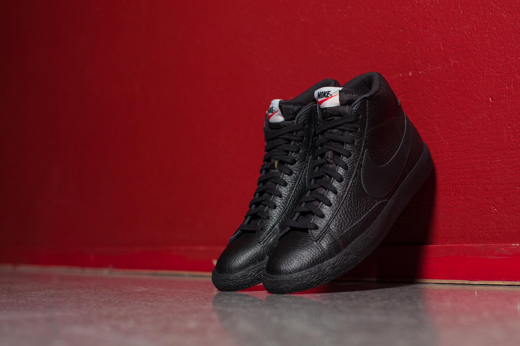 the best attitude a4de9 05a62 Nike Blazer Mid Prm - Sneaker.no
