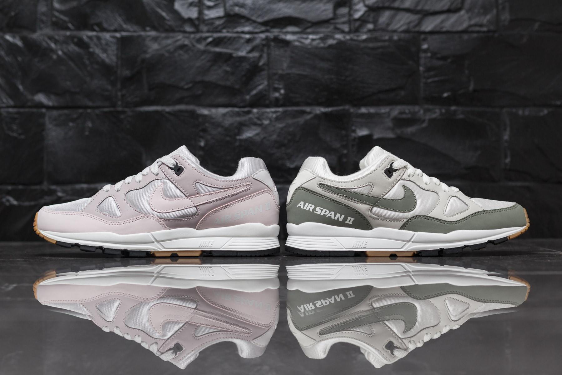 best loved 012ca 47bc6 W Nike Air Span 2 - Low-top - Sneakers - Sneaker.no