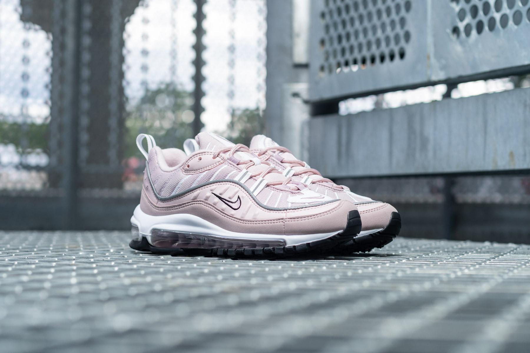 W Nike Air Max 98 Dame Sneakers Sneaker.no