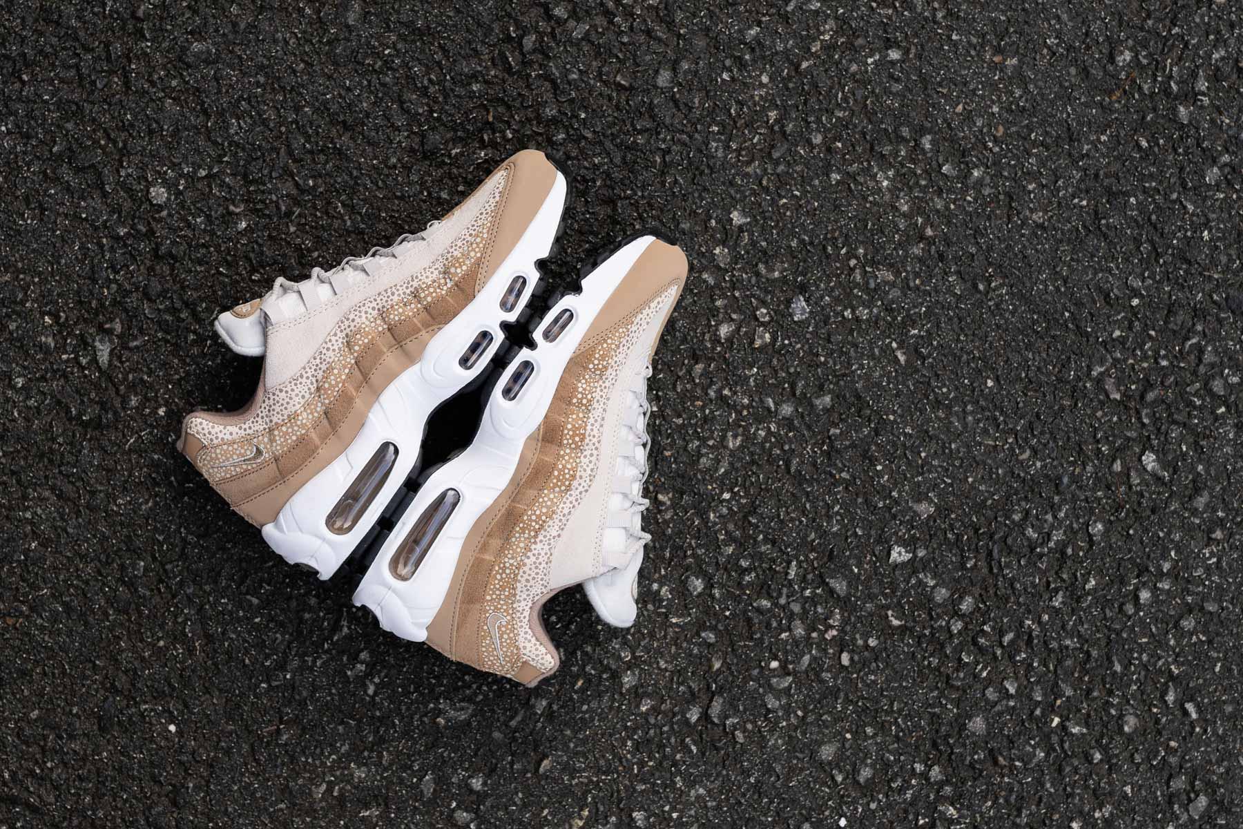 W Nike Air Max 95 PRM Sneakers Sneaker.no