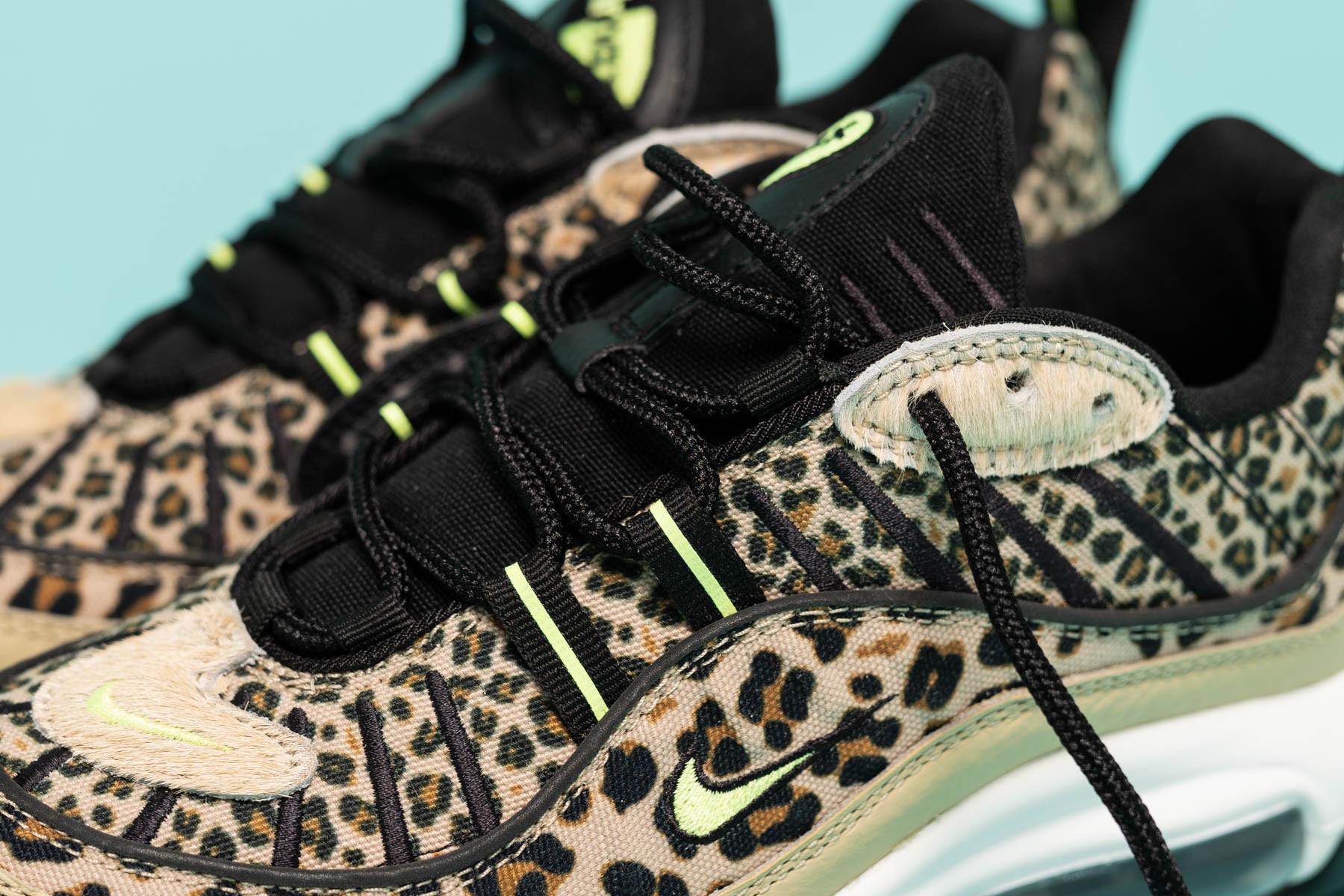W Nike Air Max 98 PRM Animal Dame Sneakers Sneaker.no