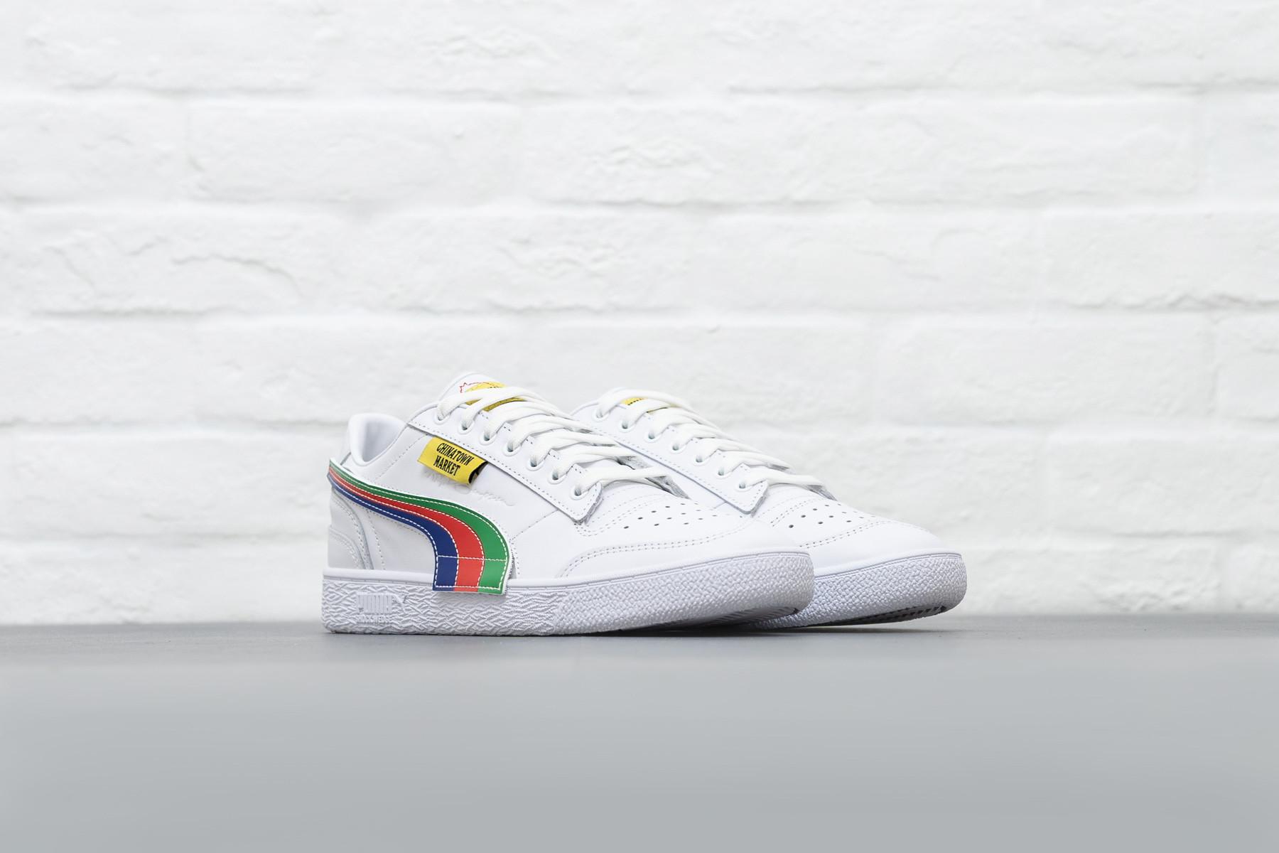Puma x Chinatown Market Ralph Sampson Low Sneaker.no