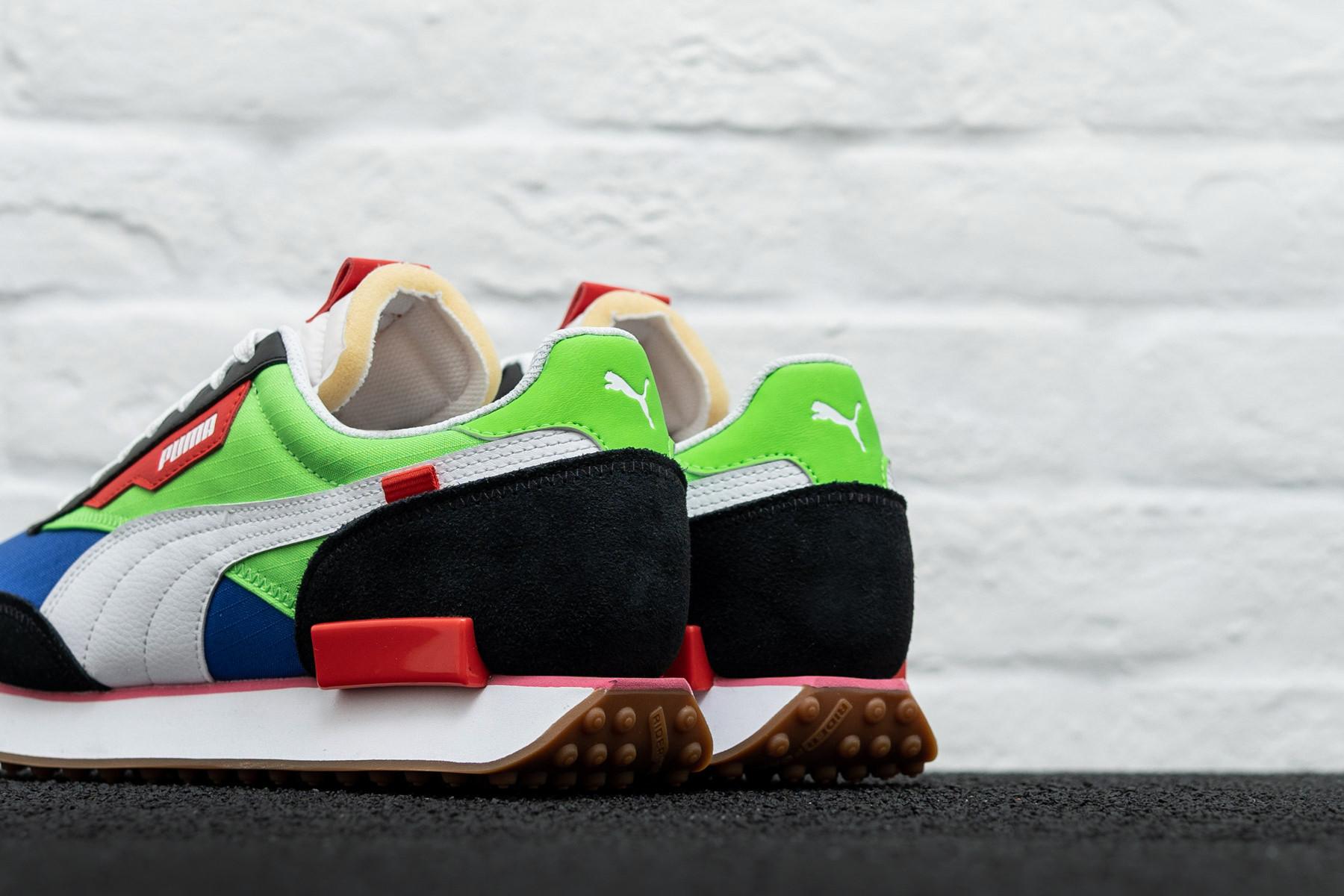 Puma Future Rider Play On   SKILLS Sneaker.no Sneaker.no