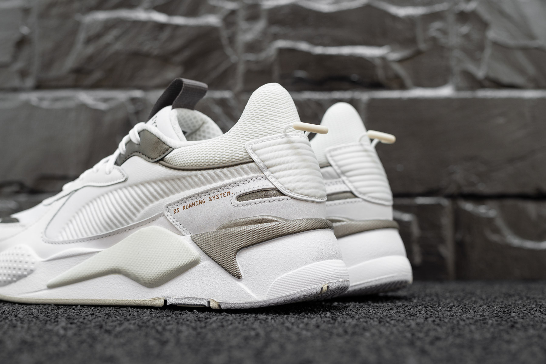 Puma Sneakers RS X Trophy WhiteBronze i 2020 | Sko