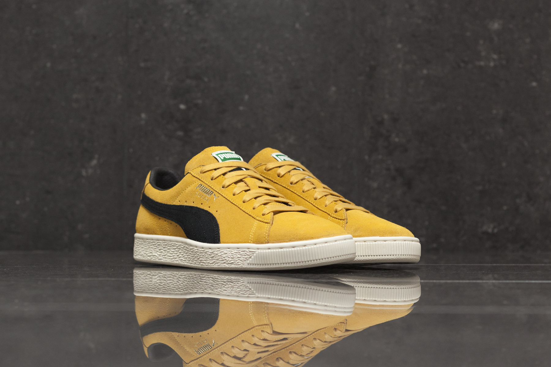 Puma Suede Classic Archive - Low-top - Sneakers - Sneaker.no 3b15a7a18