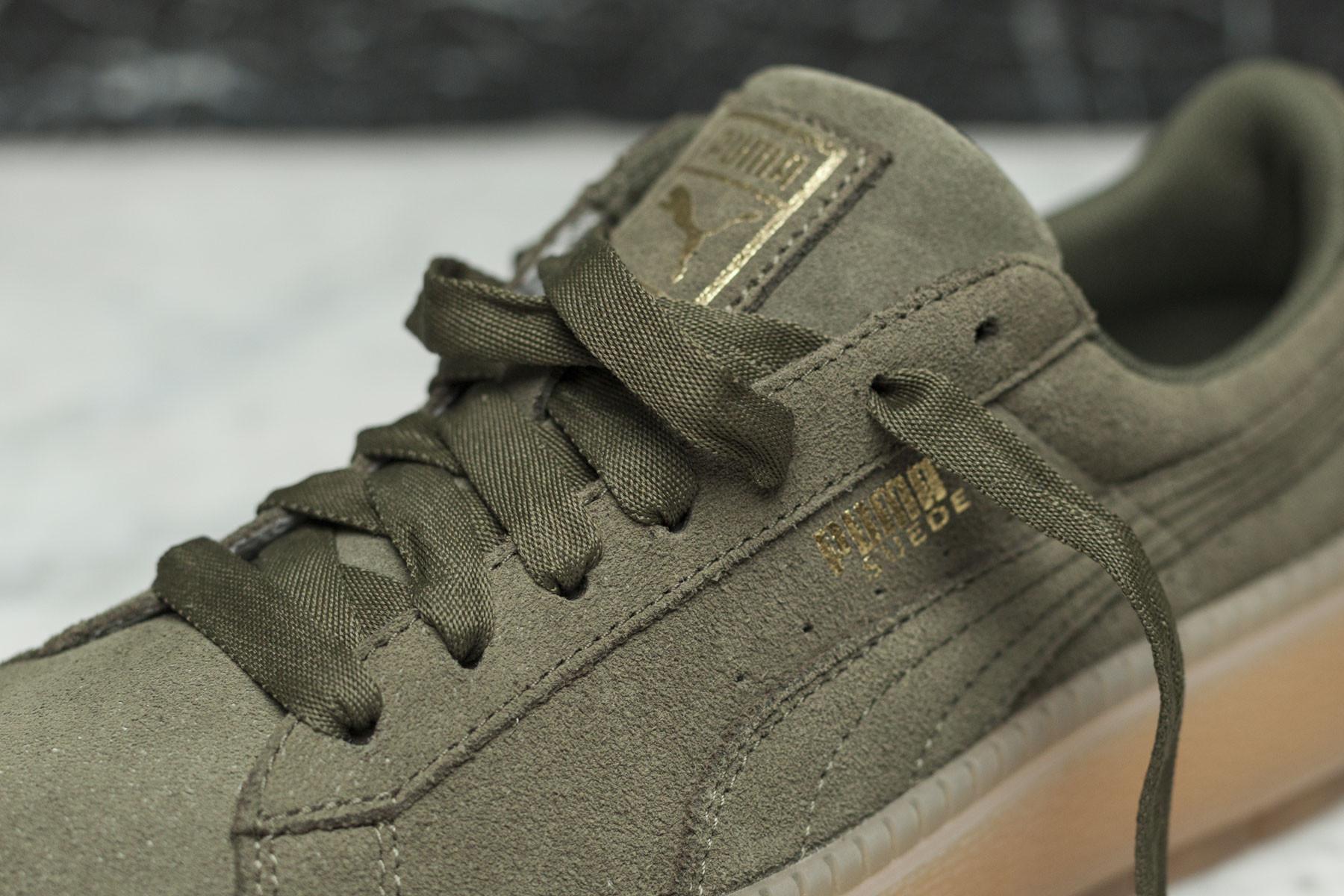 W Puma Platform Trace Sneaker.no