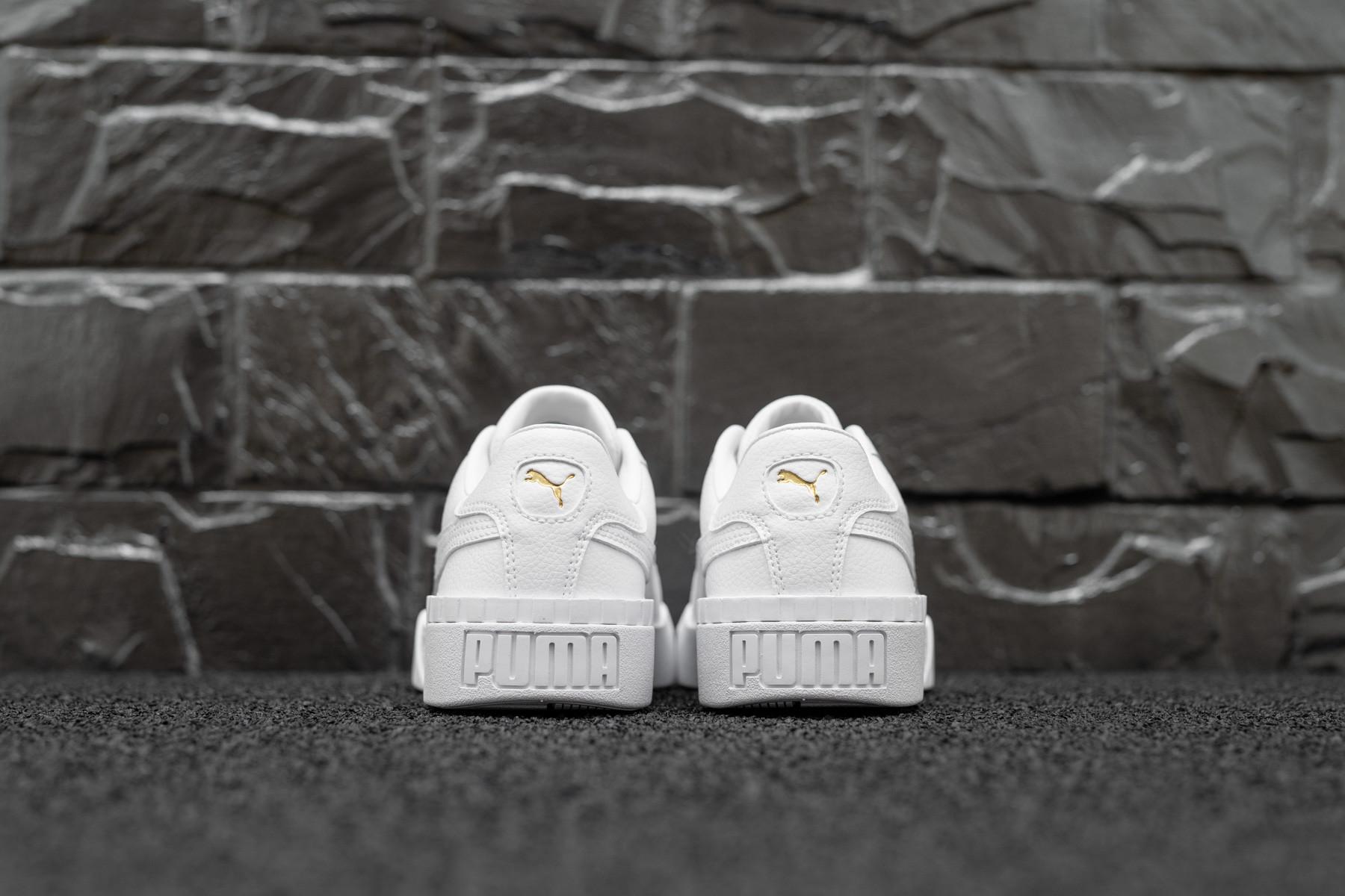 W Puma Cali Sneakers Sneaker.no